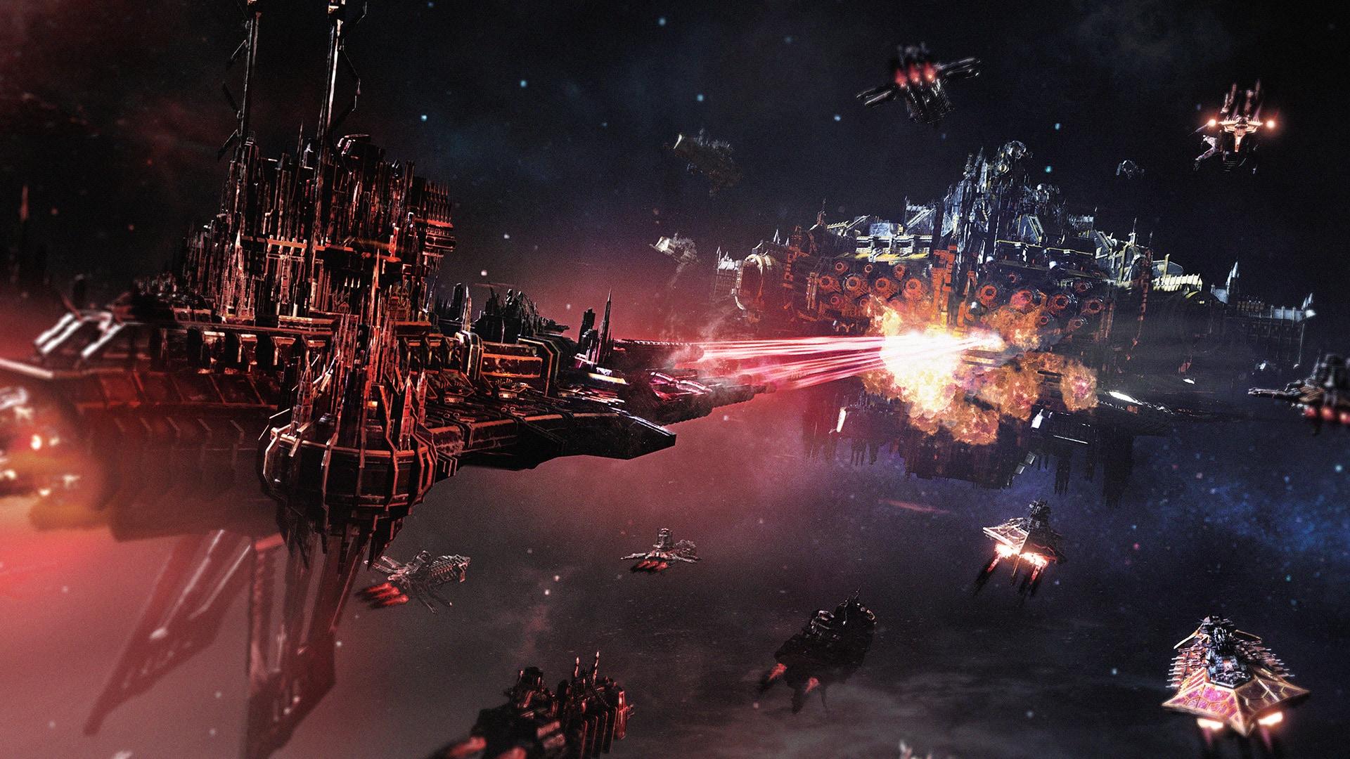 Battlefleet Gothic: Armada 2 - Chaos Campaign Expansion Steam Key GLOBAL - 1