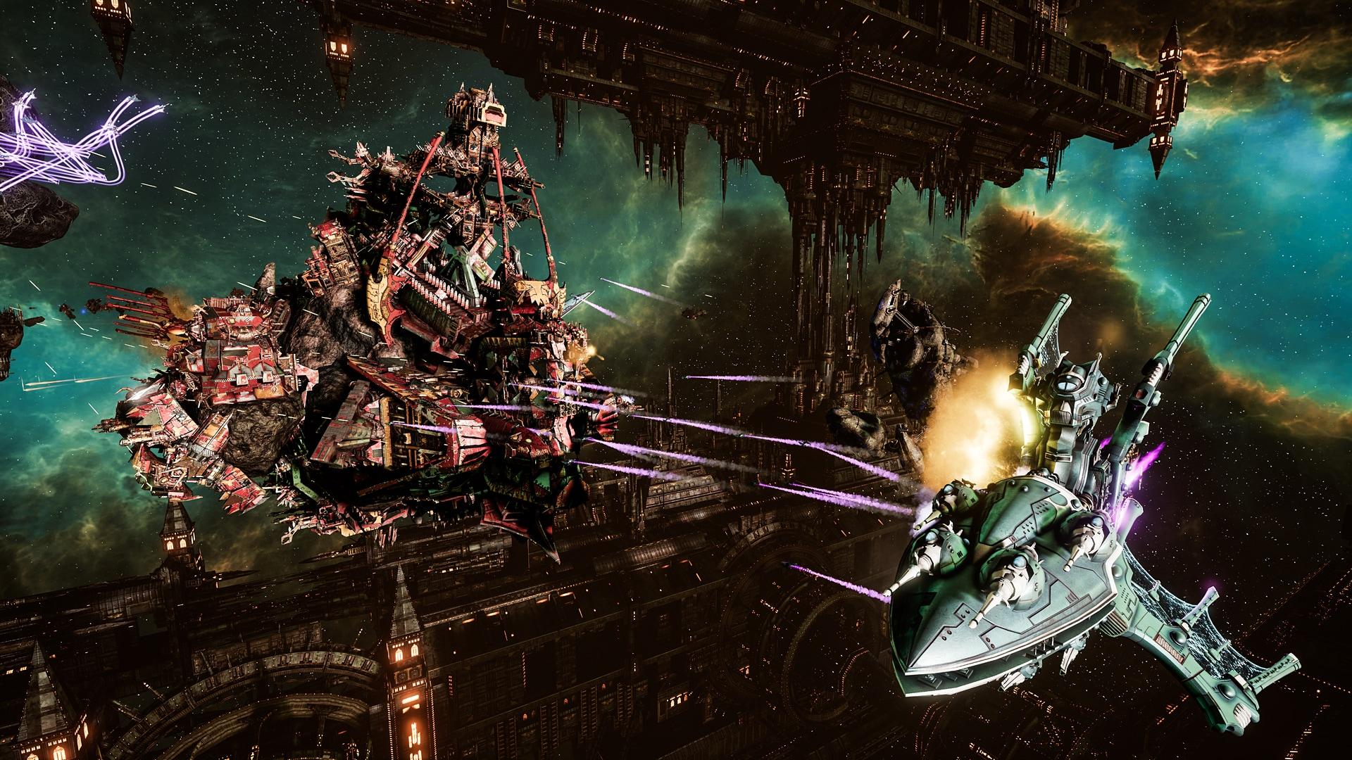 Battlefleet Gothic: Armada 2 Steam Key GLOBAL - 2