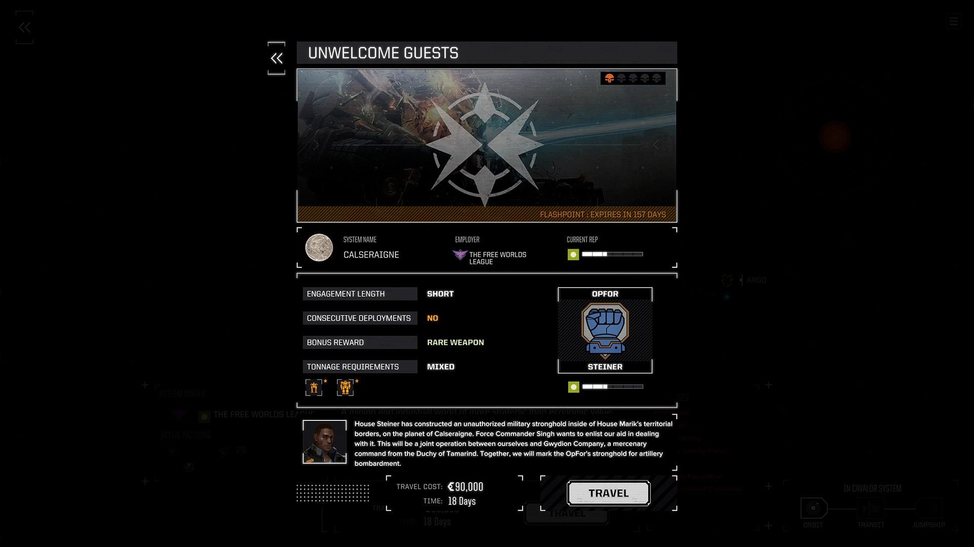 BATTLETECH Season Pass Steam Key GLOBAL - 4