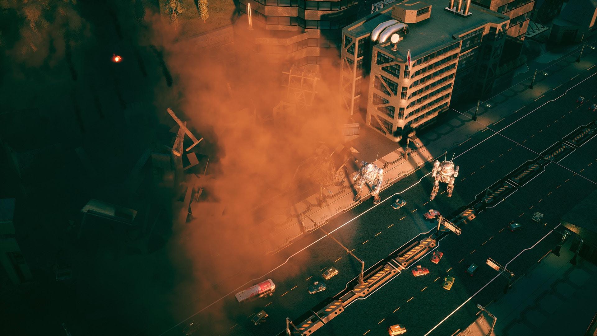 BATTLETECH Urban Warfare Steam Key GLOBAL - 4
