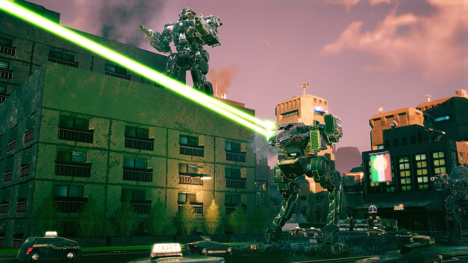 BATTLETECH Urban Warfare Steam Key GLOBAL - 3