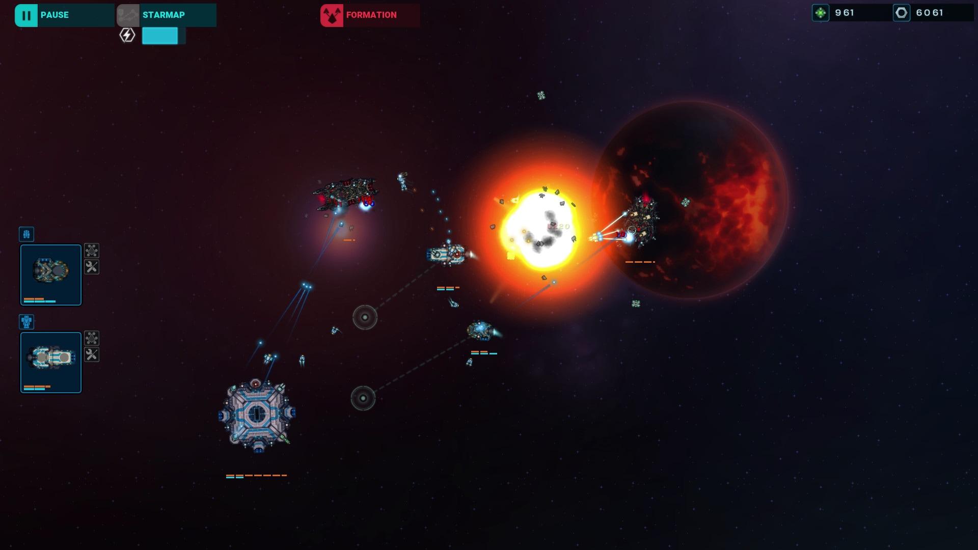 Battlevoid: Harbinger Steam Gift EUROPE - 4