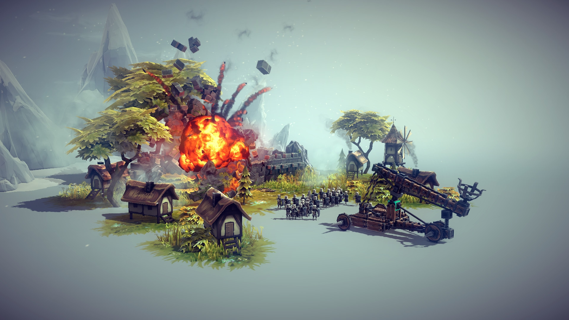 Besiege Steam Key GLOBAL - 2