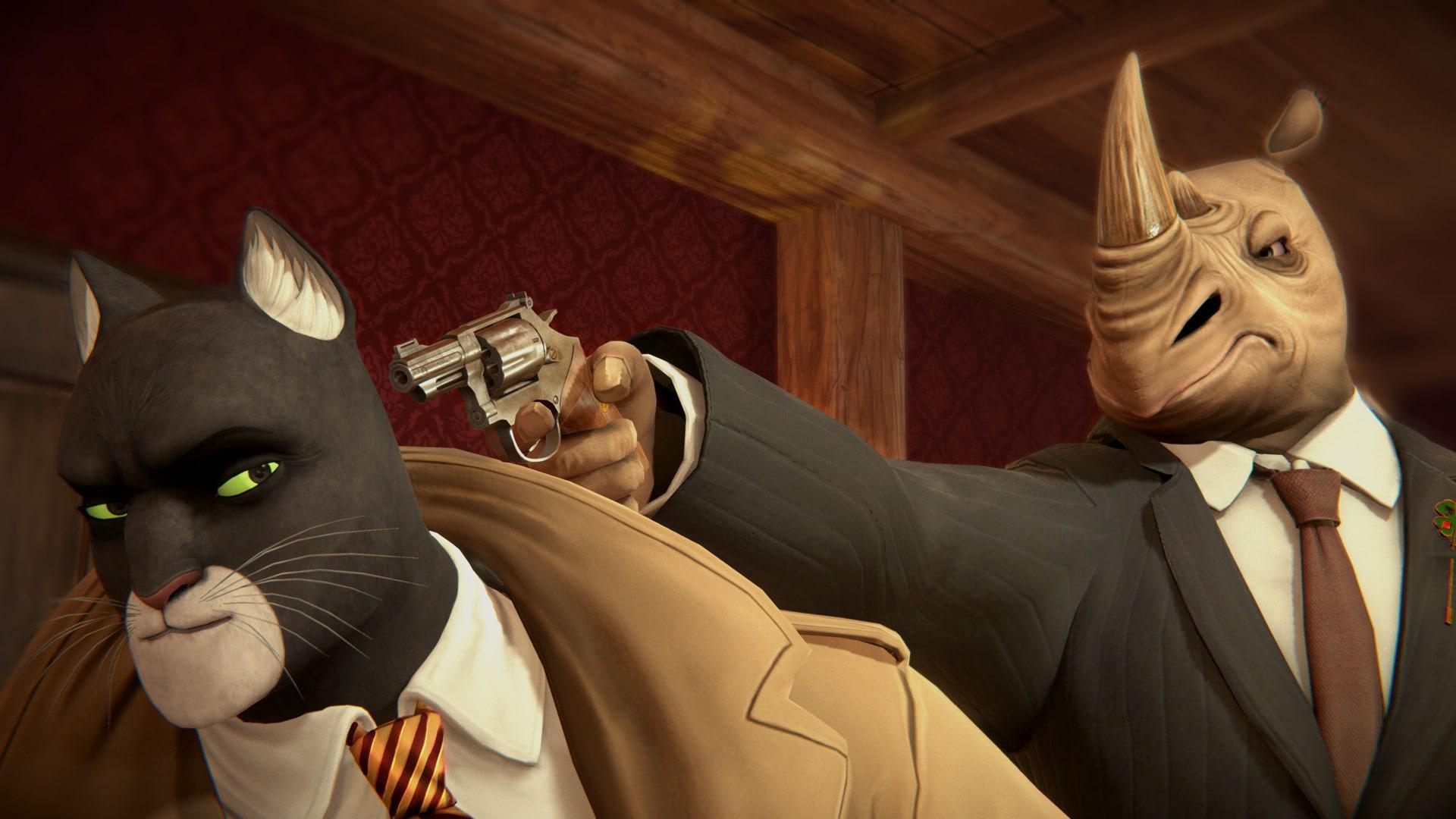 Blacksad: Under the Skin (PC) - Steam Key - GLOBAL - 2