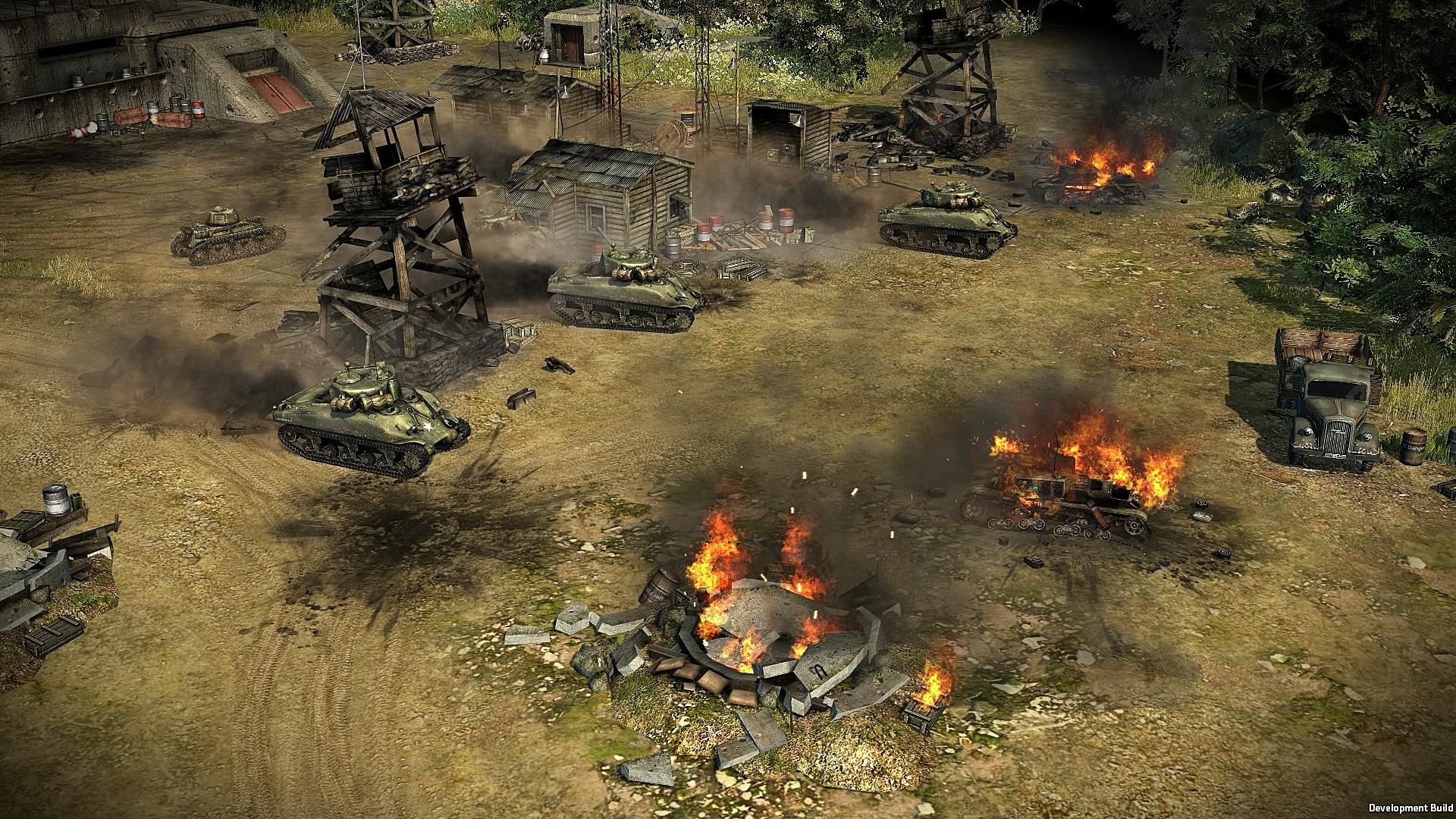 Blitzkrieg 3 Standard Edition Steam Key GLOBAL - 4