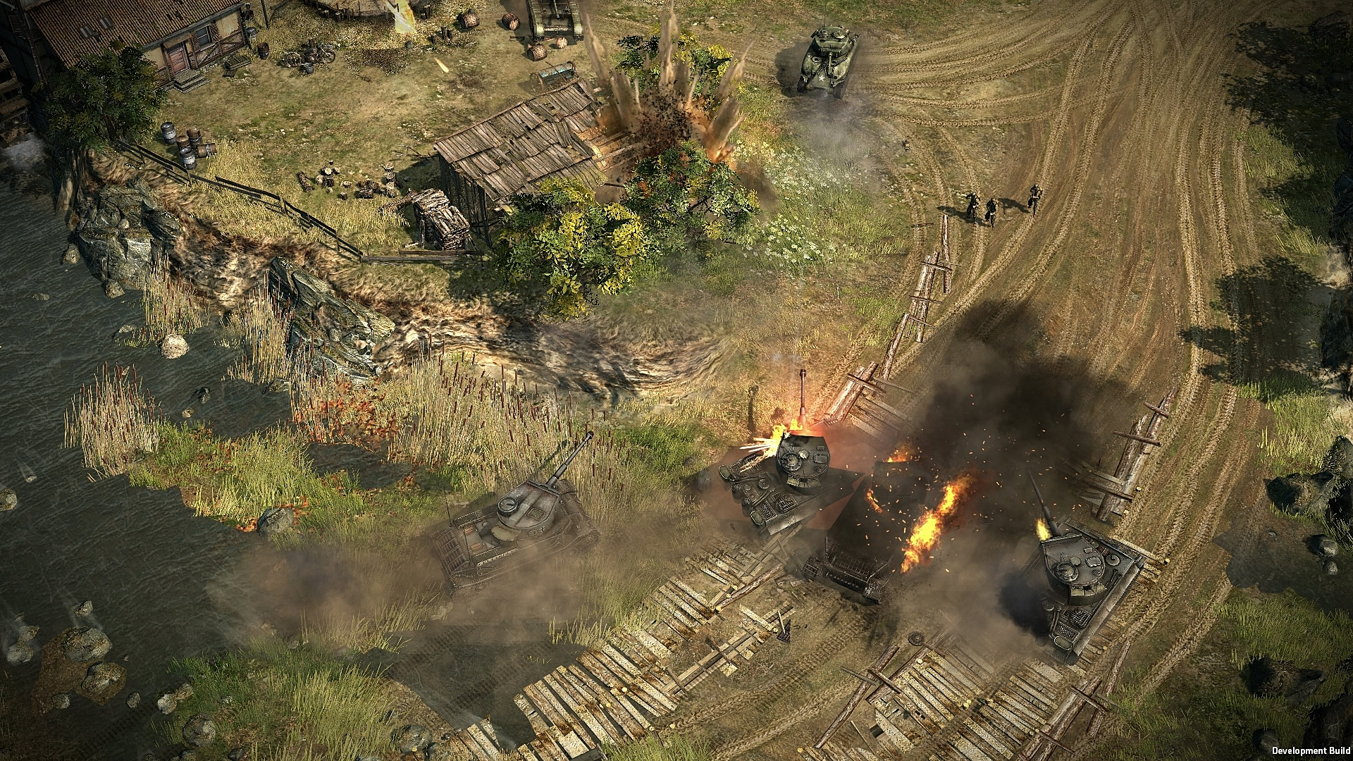 Blitzkrieg 3 Standard Edition Steam Key GLOBAL - 3