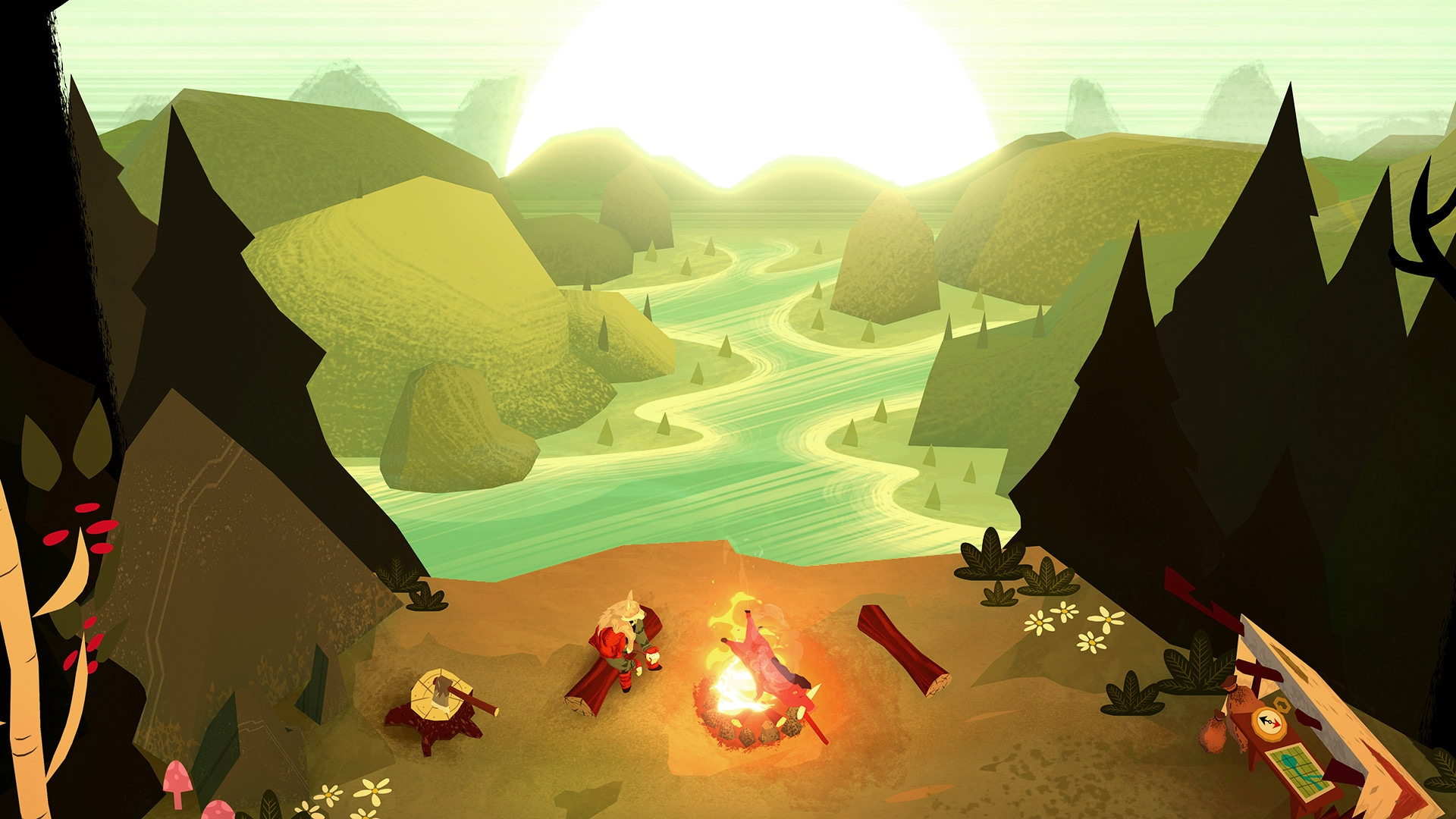 Bloodroots (PC) - Steam Key - GLOBAL - 3
