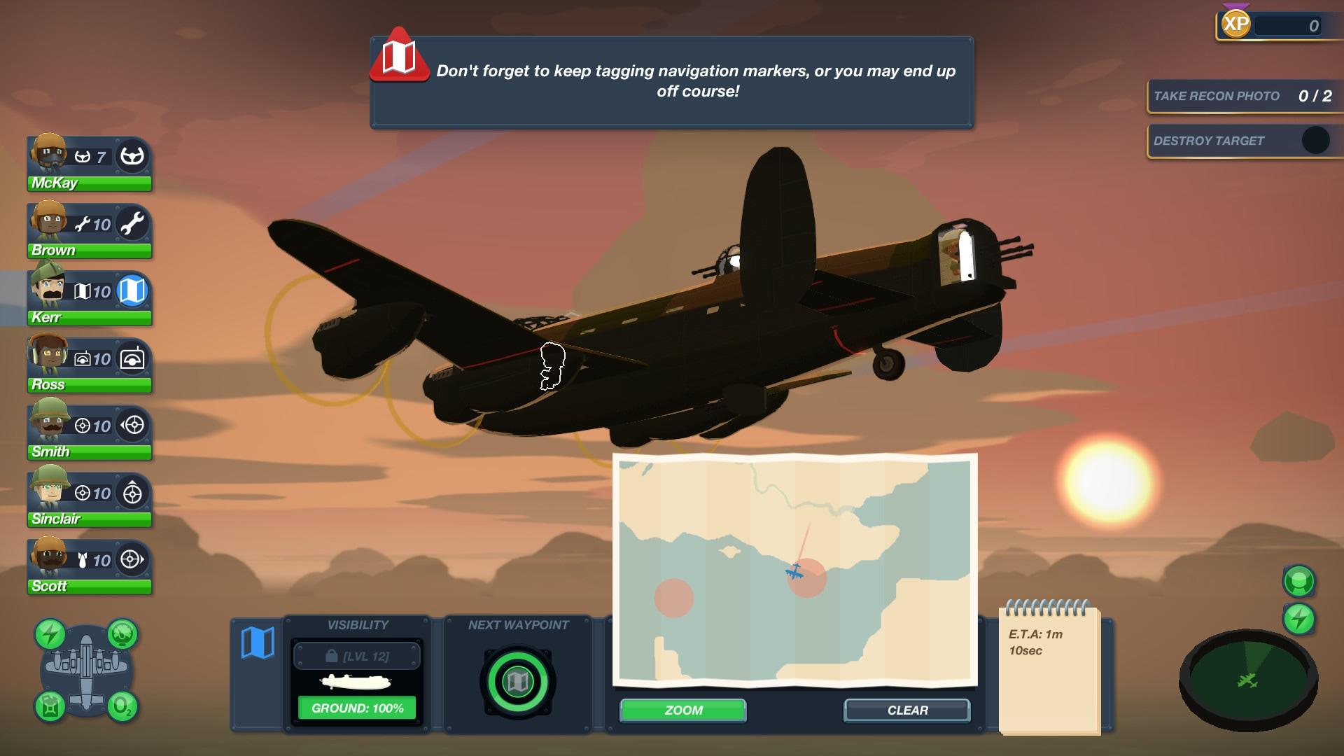 Bomber Crew Steam PC Key GLOBAL - 4