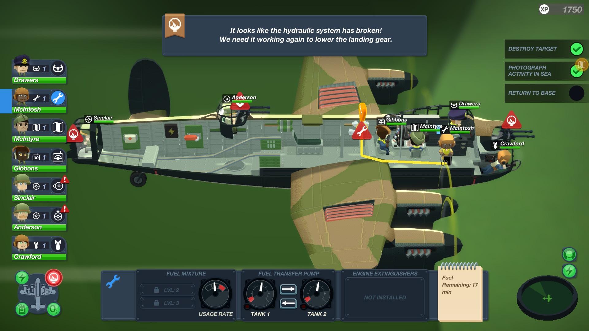 Bomber Crew Steam PC Key GLOBAL - 2