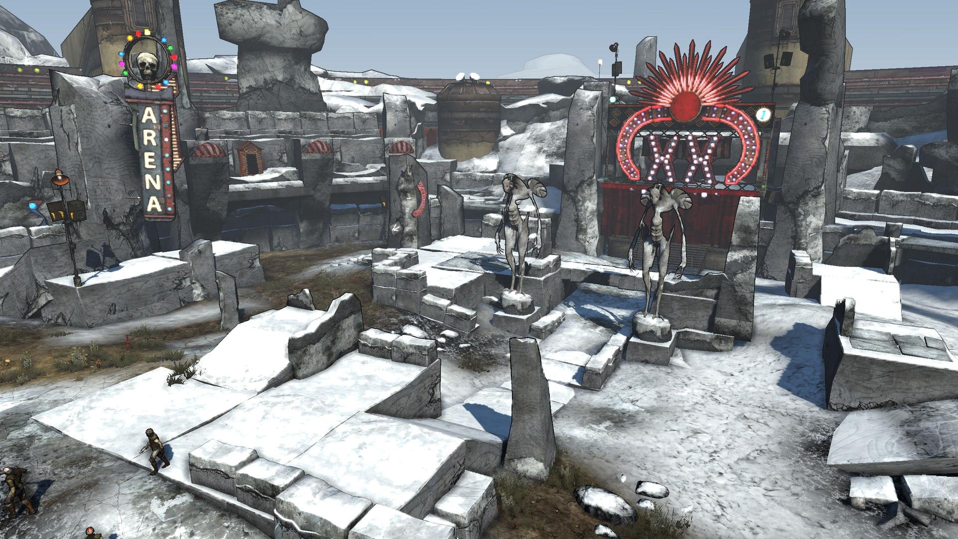 Borderlands GOTY Enhanced GOTY Enhanced Steam Key GLOBAL - 4