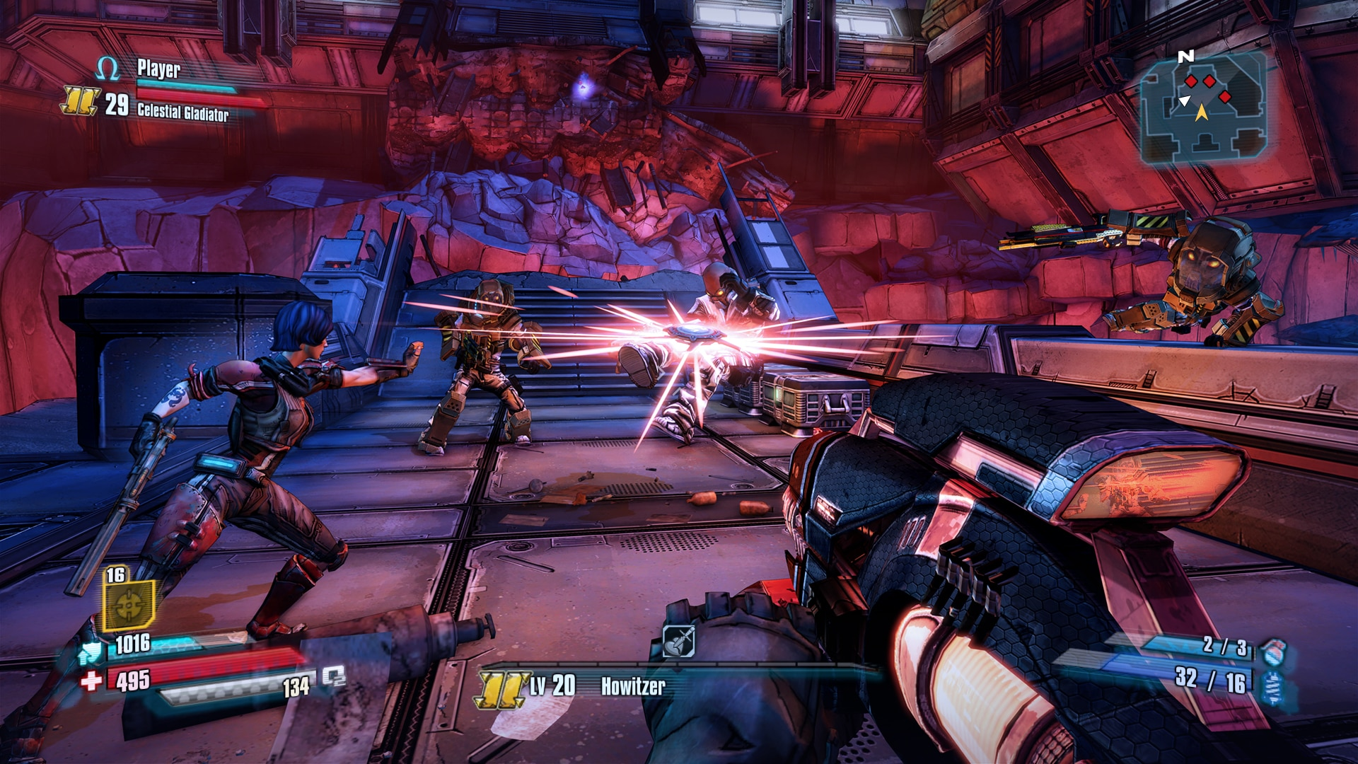 Borderlands: The Handsome Collection (PC) - Steam Key - GLOBAL - 4