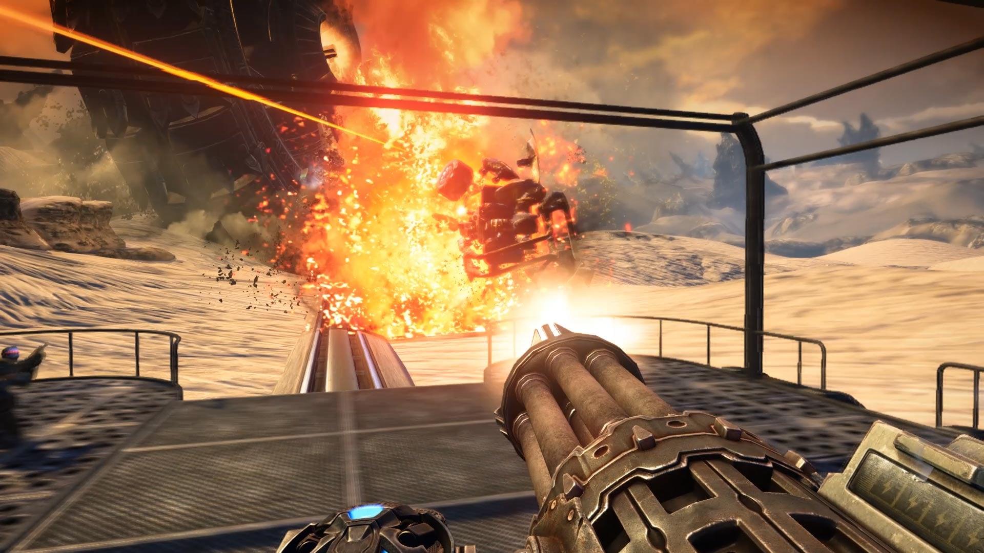 Bulletstorm: Full Clip Edition Steam Key GLOBAL - 1