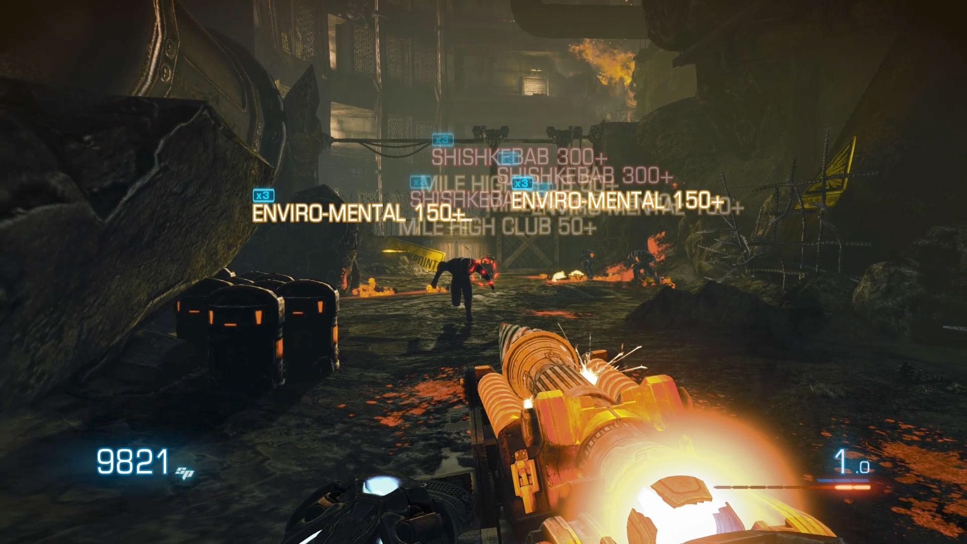 Bulletstorm: Full Clip Edition Steam Key GLOBAL - 3