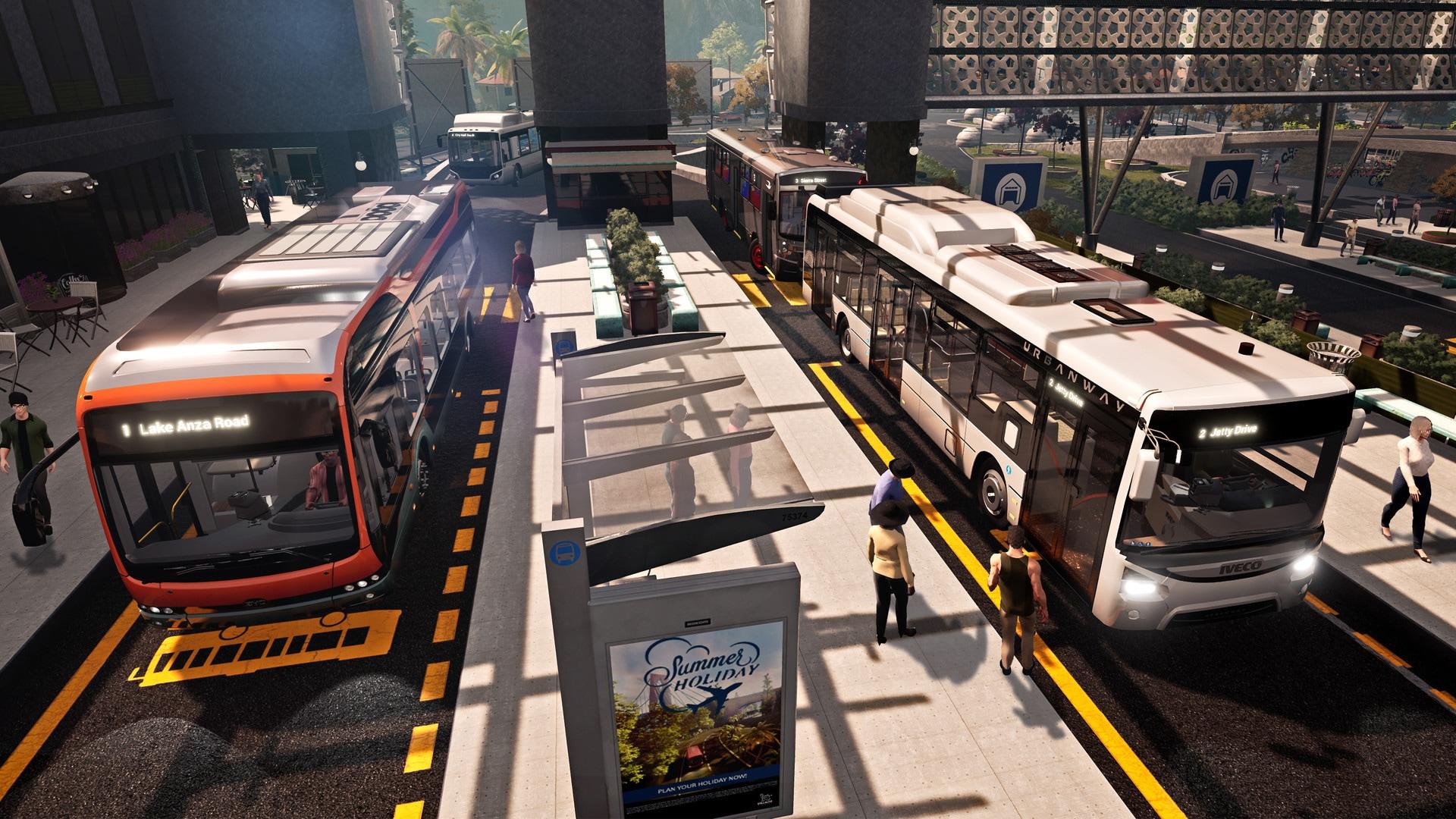 Bus Simulator 21 (PC) - Steam Key - GLOBAL - 3