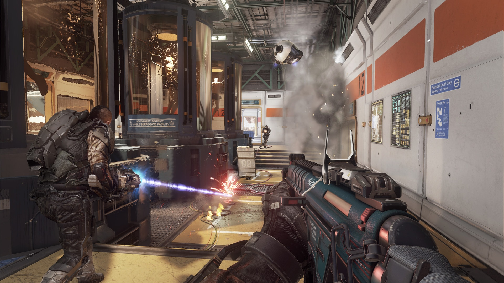Call of Duty: Advanced Warfare Day Zero Edition Steam Key GLOBAL - 2