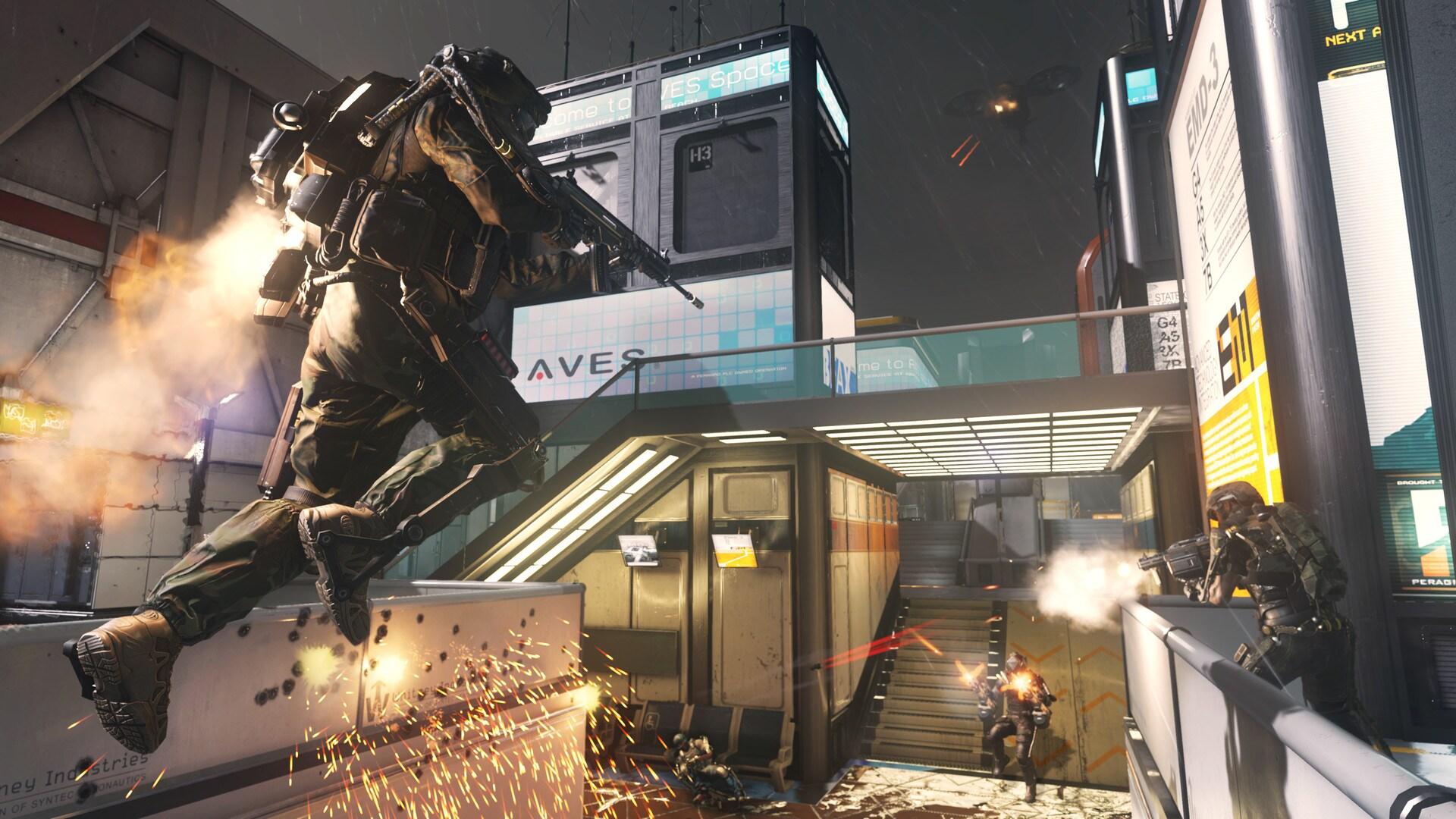 Call of Duty: Advanced Warfare Day Zero Edition Steam Key GLOBAL - 4
