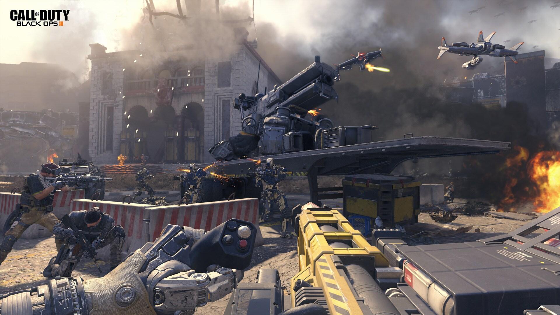 Call of Duty: Black Ops III Steam Key GLOBAL - 3