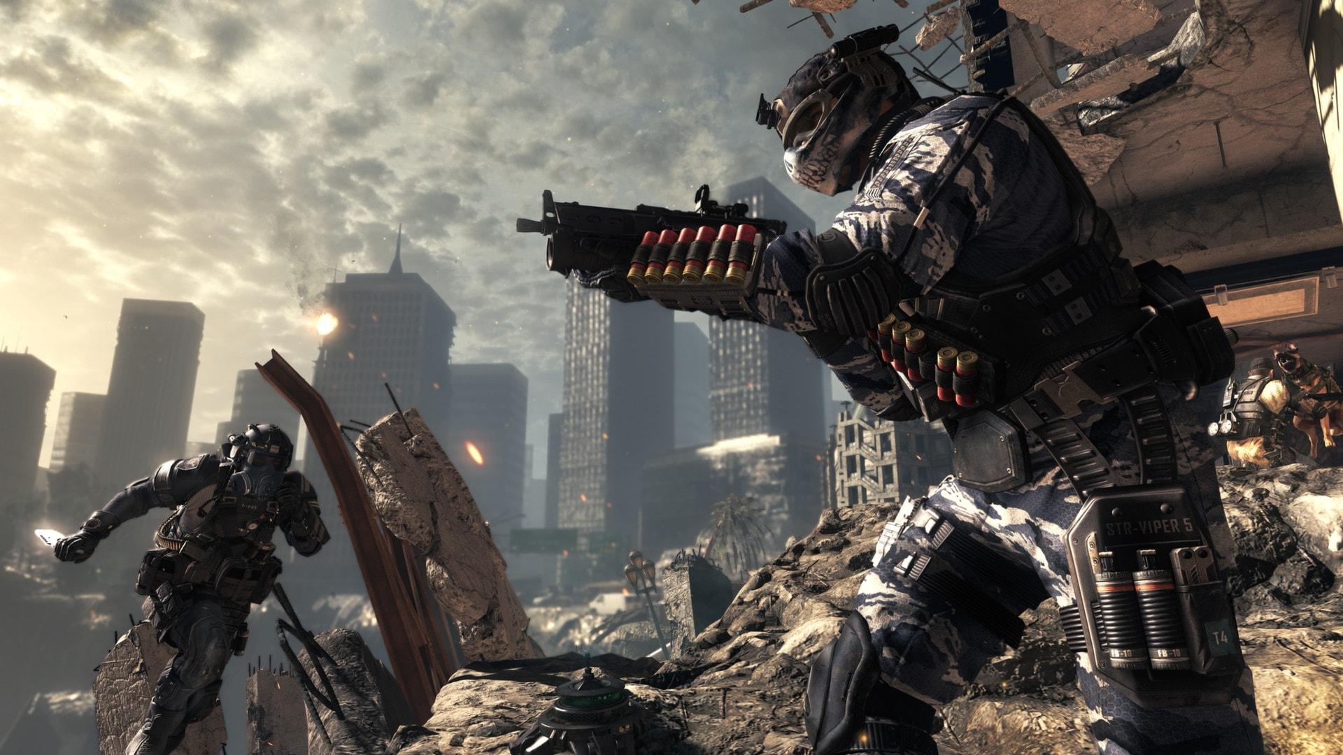 Call of Duty: Ghosts Steam Key GLOBAL - 4