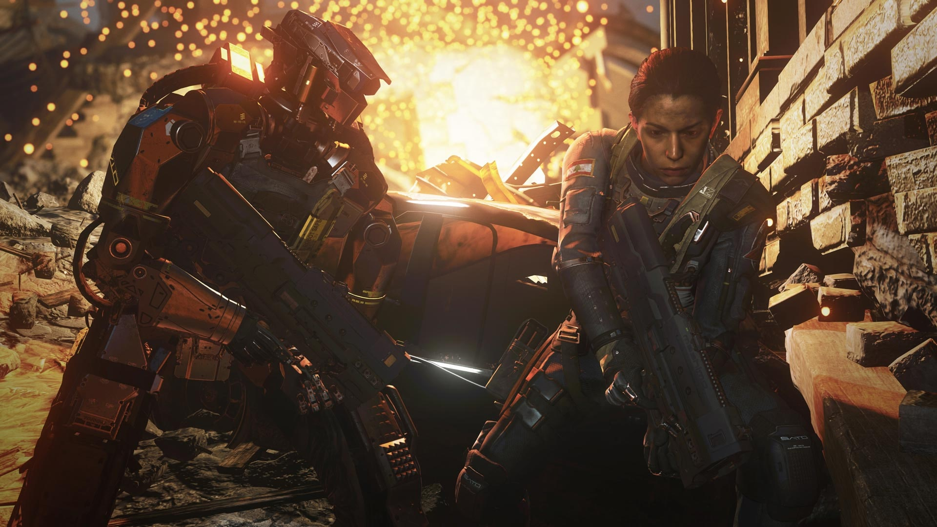 Call of Duty: Infinite Warfare Steam Key EUROPE - 3