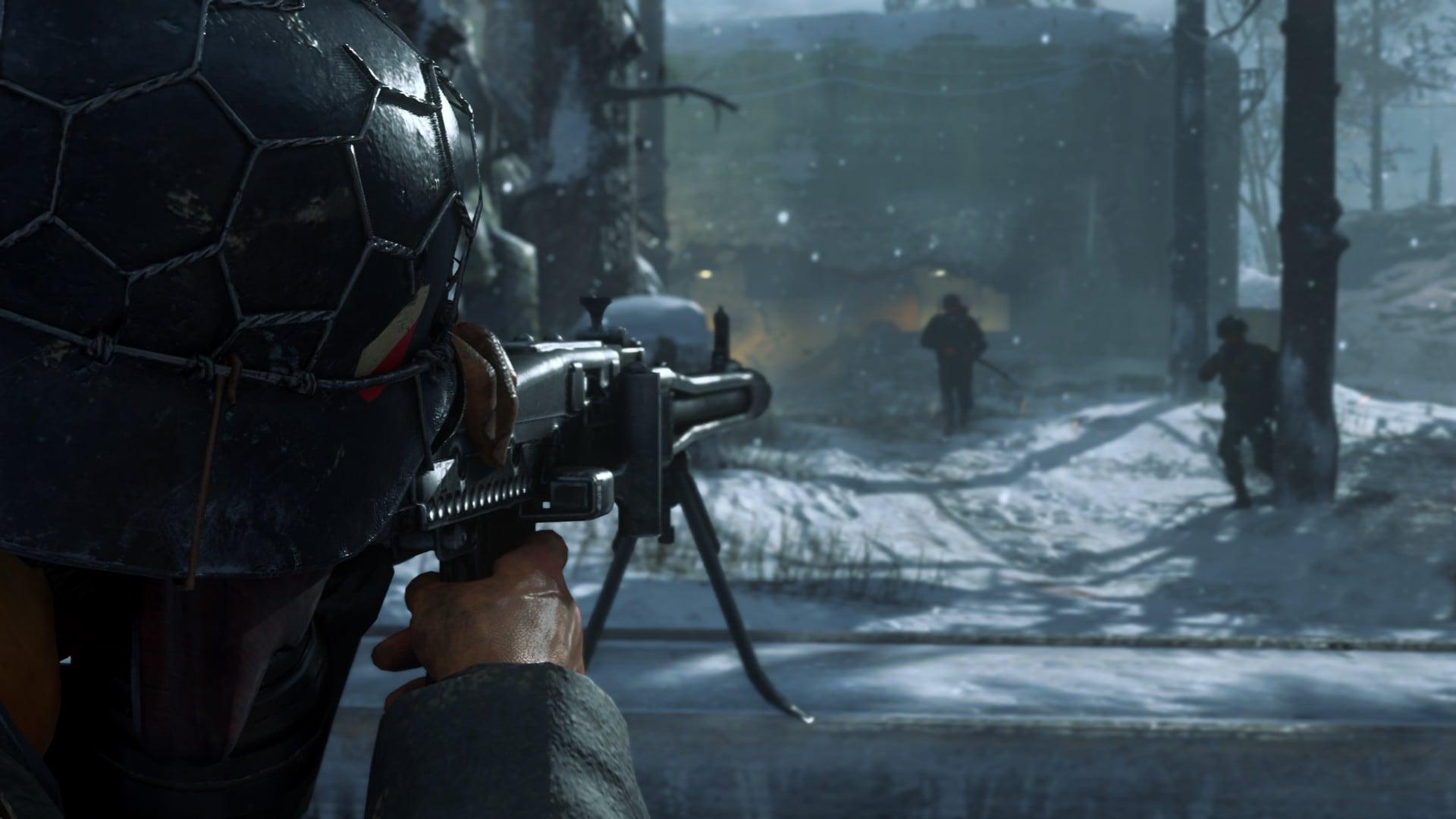 Call of Duty: WWII Steam Key GLOBAL - 4