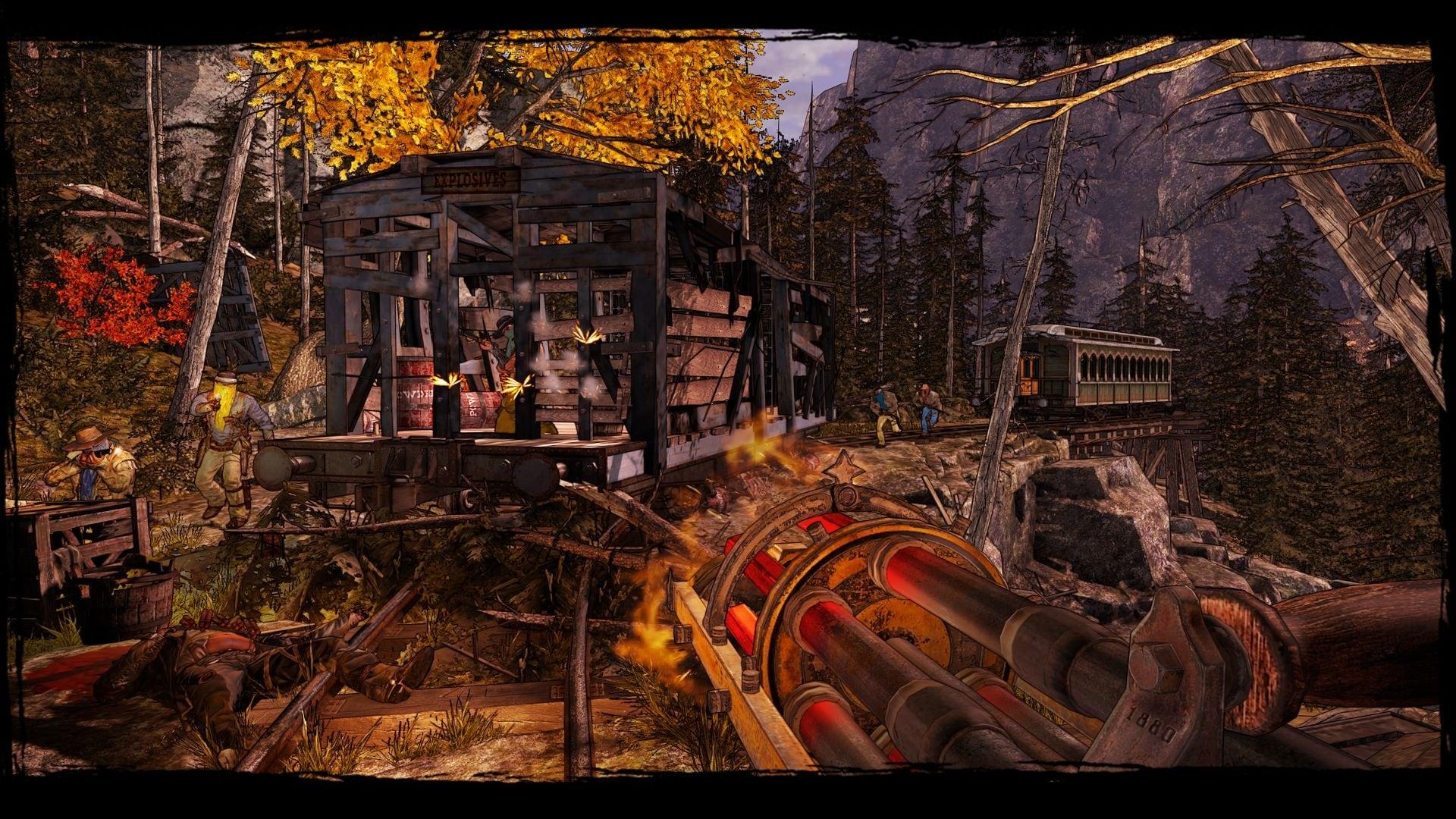 Call of Juarez: Gunslinger Steam Key GLOBAL - 3