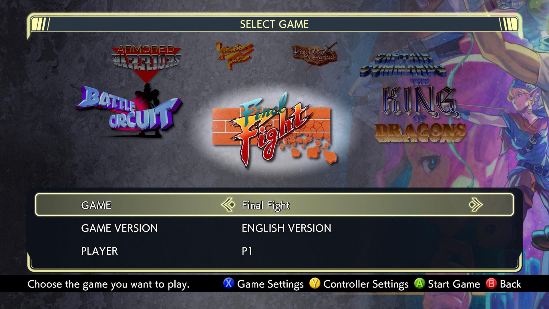 Capcom Beat 'Em Up Bundle Steam Key GLOBAL - 4