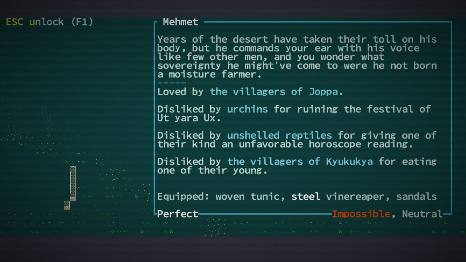 Caves of Qud Steam Gift GLOBAL - 4