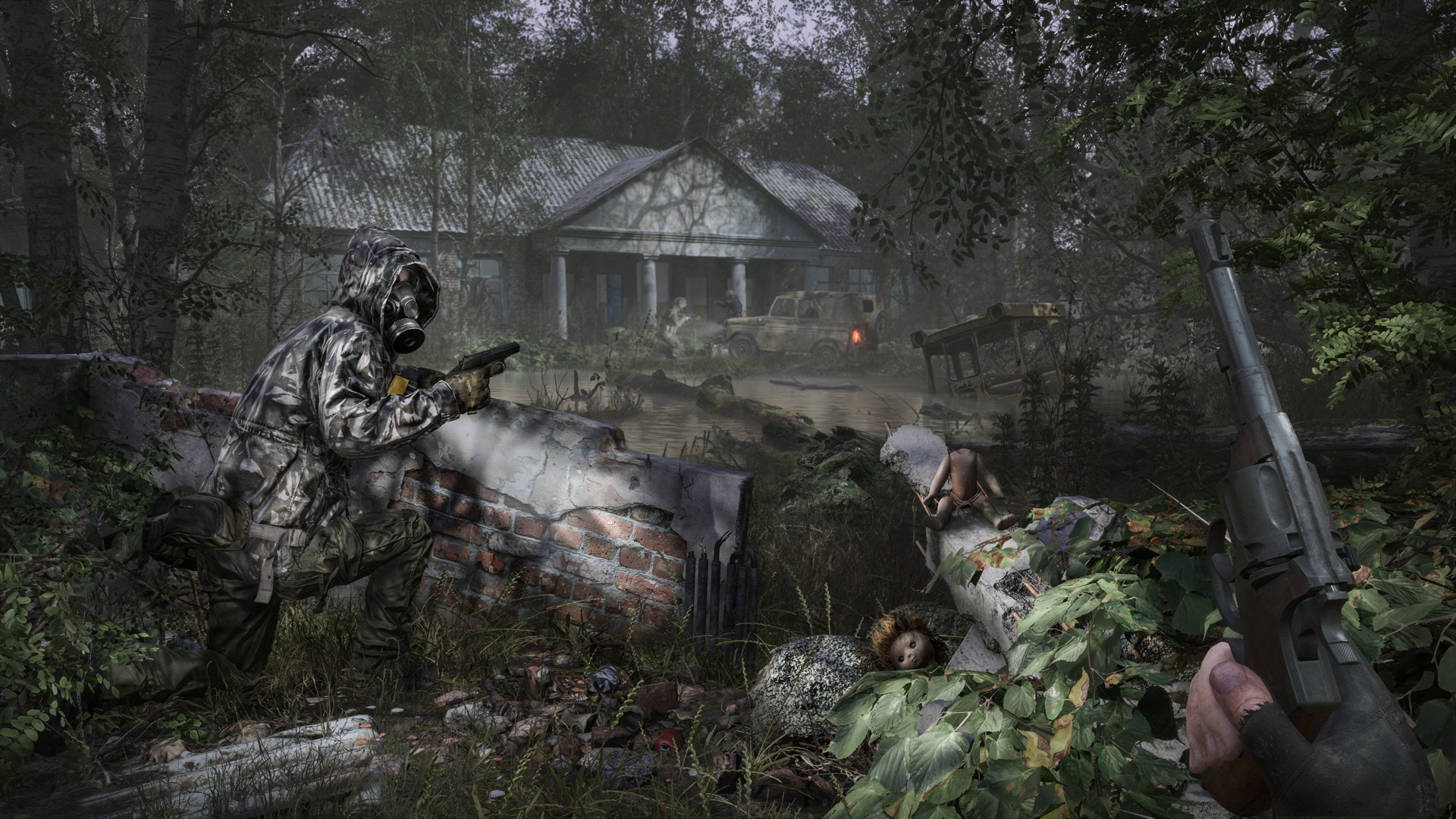 Chernobylite (PC) - Steam Gift - NORTH AMERICA - 4