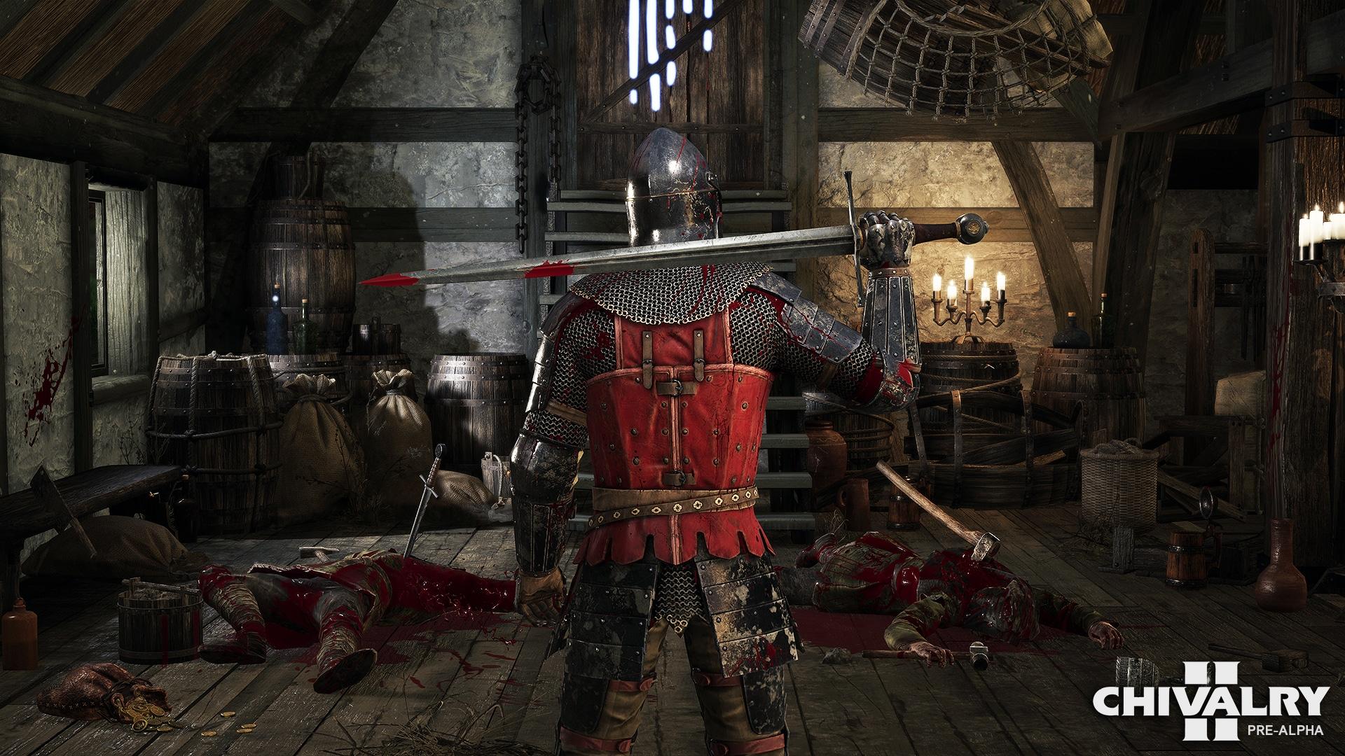 Chivalry II (PC) - Epic Games Key - GLOBAL - 4