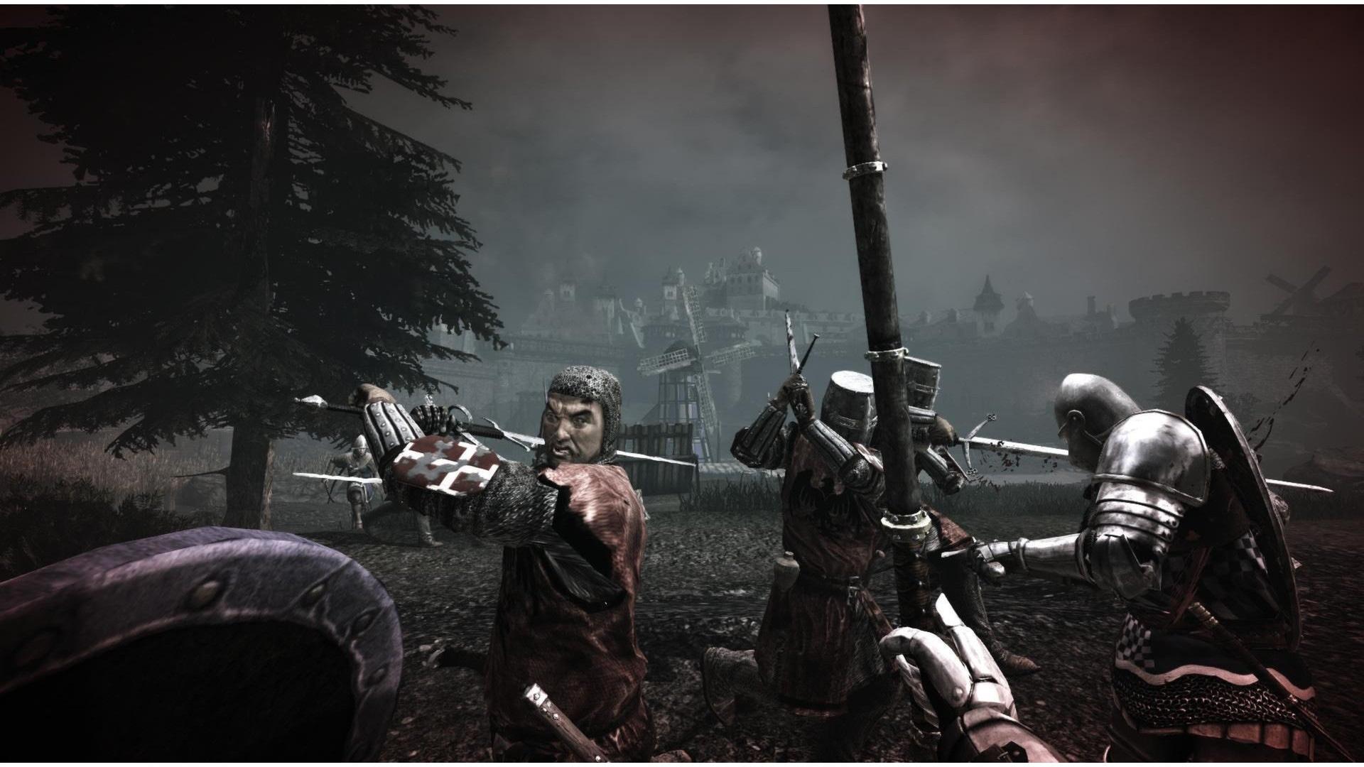 Chivalry: Medieval Warfare Steam Key GLOBAL - 4