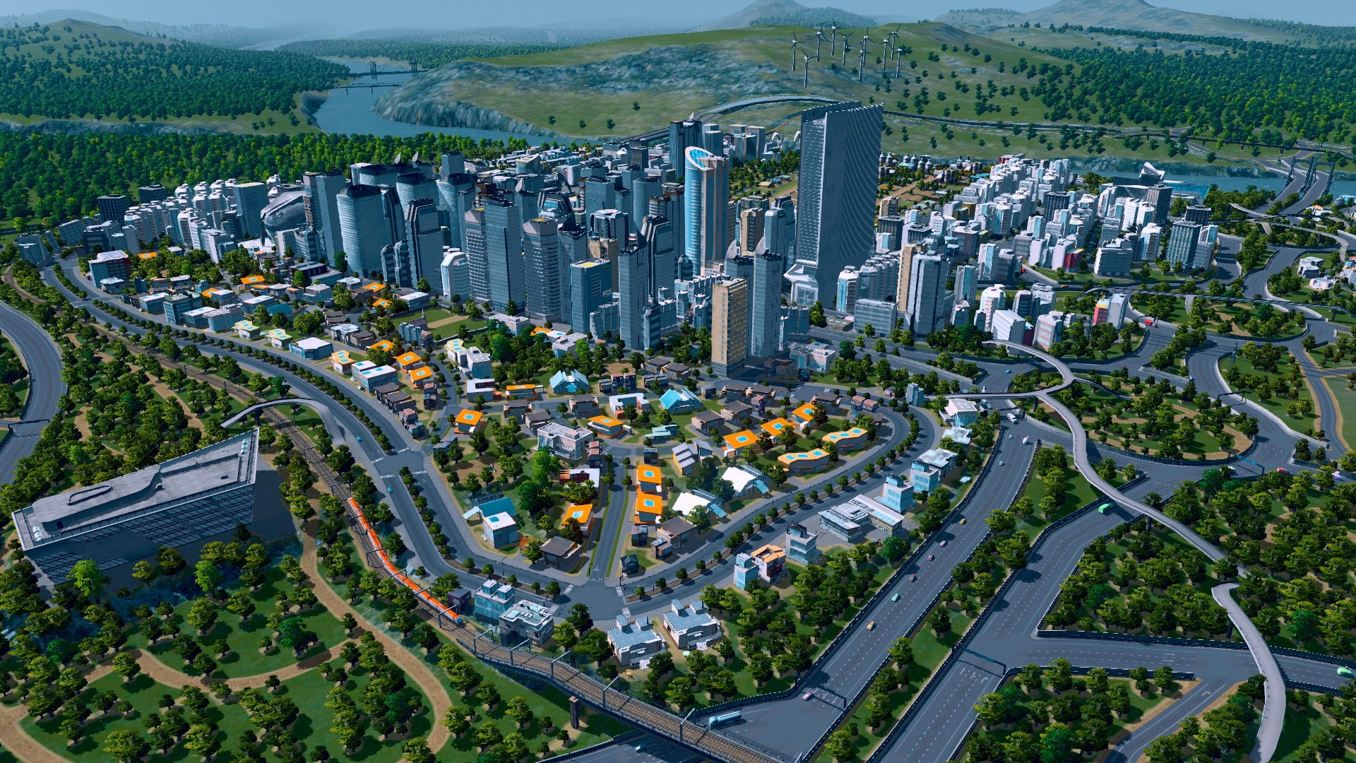 Cities: Skylines Deluxe Edition Steam Key GLOBAL - 4