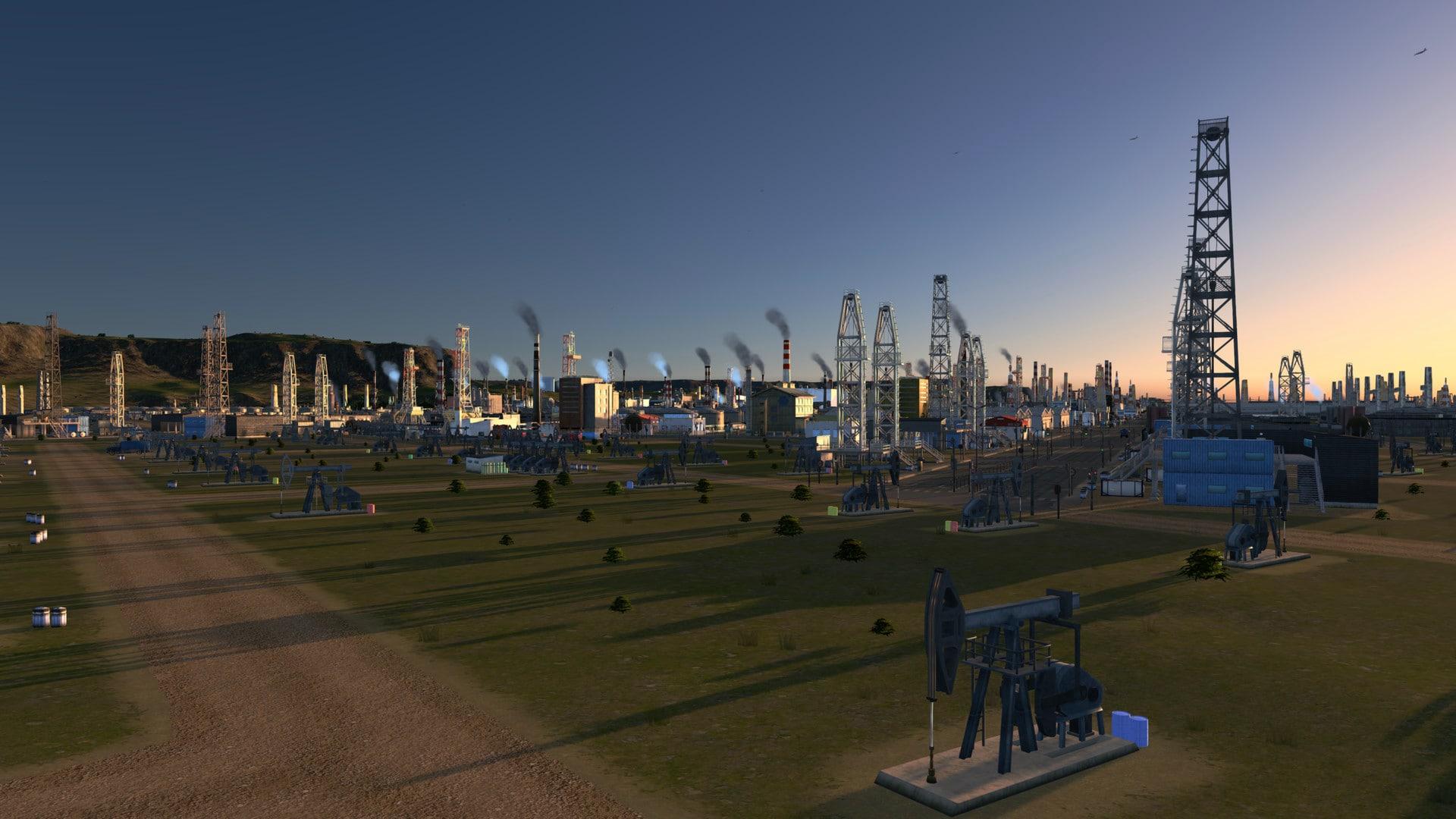 Cities: Skylines - Industries Plus Steam Key GLOBAL - 2