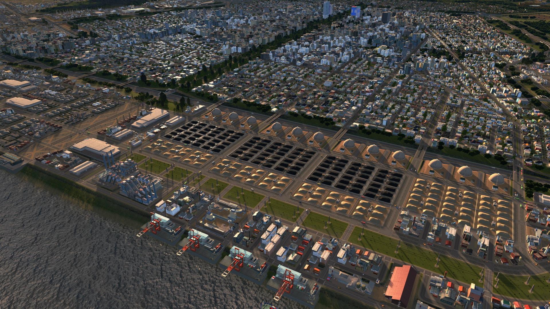 Cities: Skylines - Industries Steam Key GLOBAL - 2