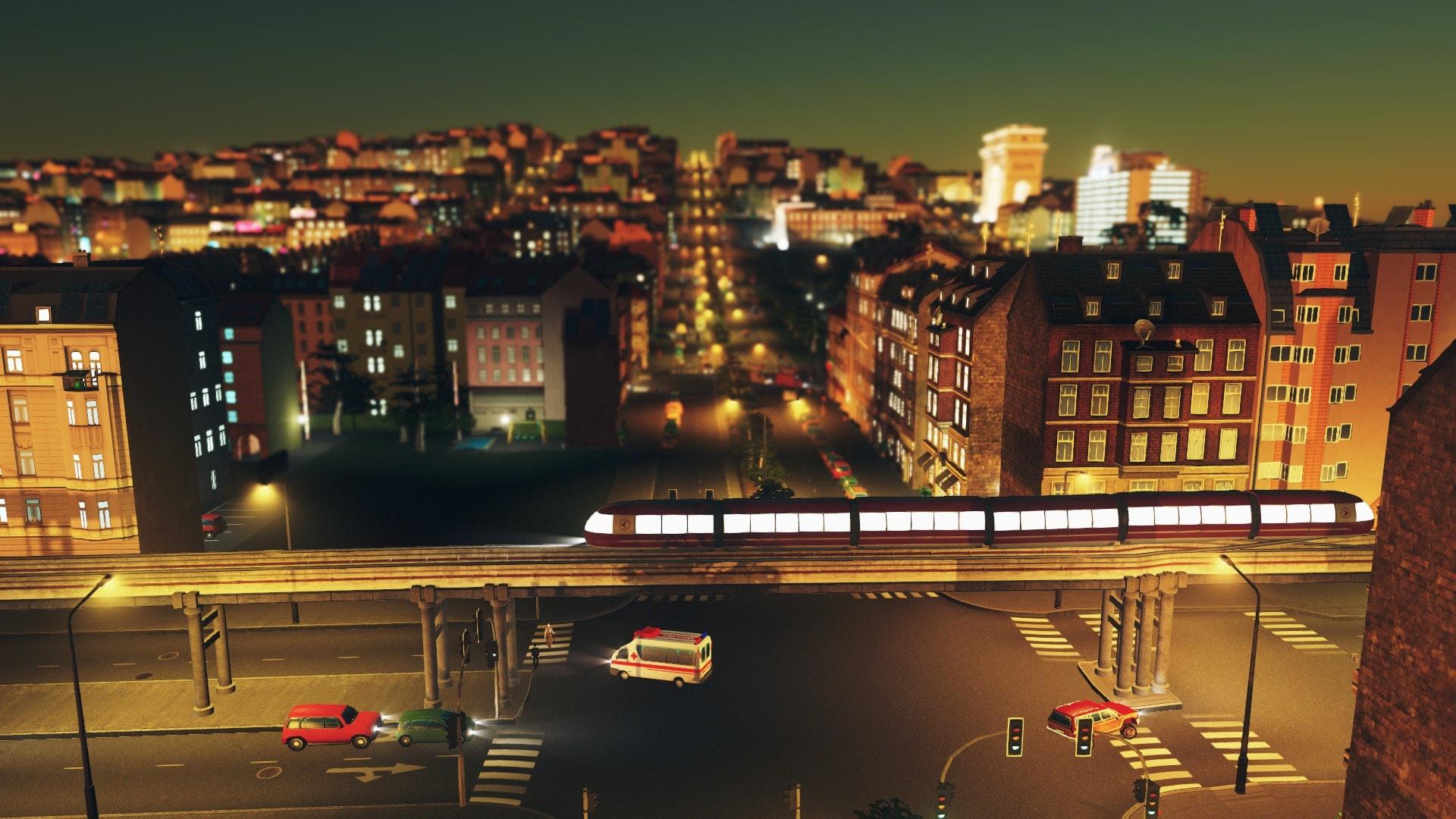 Cities: Skylines - Mass Transit Steam Key GLOBAL - 4