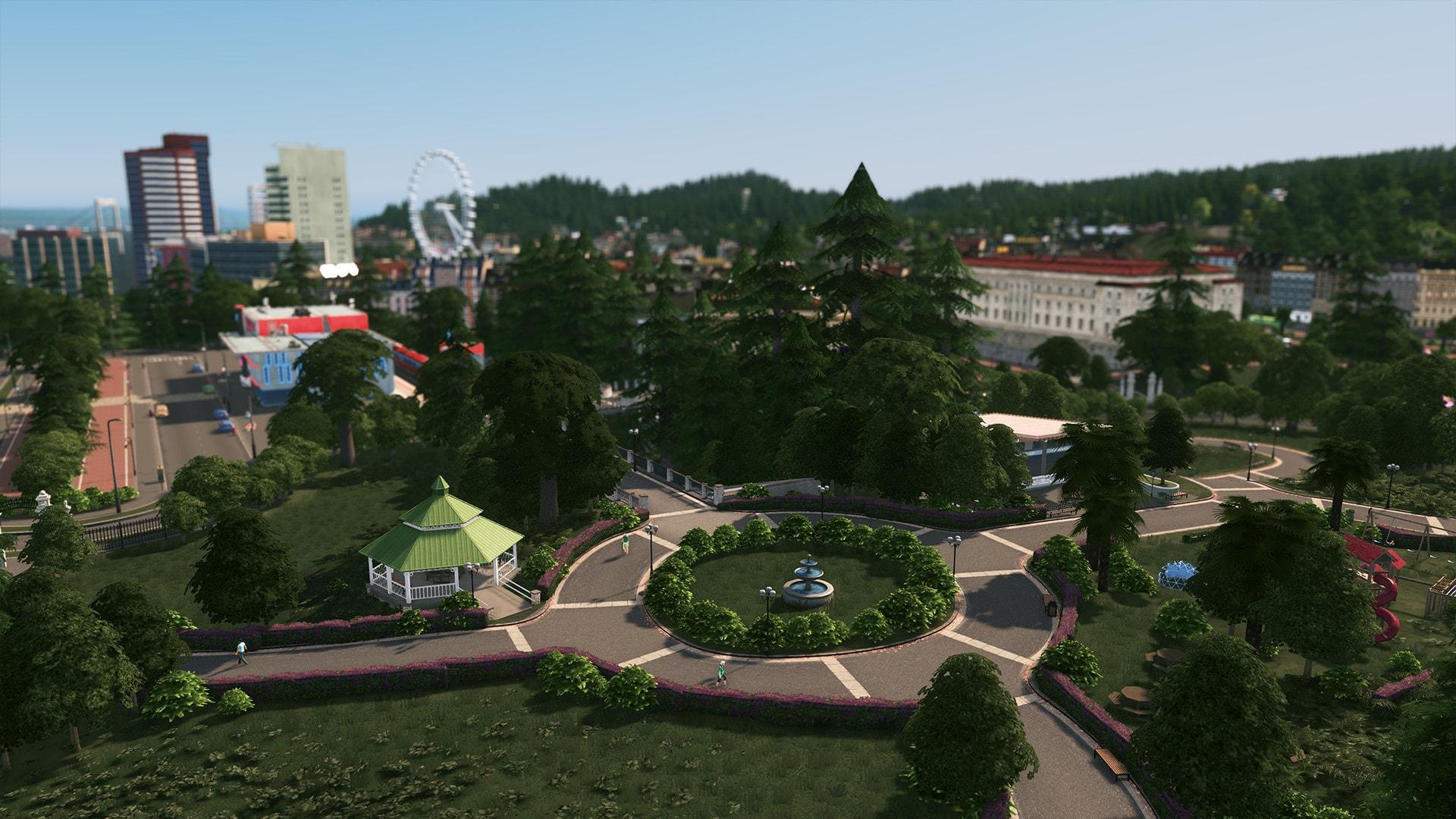 Cities: Skylines - Parklife (PC) - Steam Key - GLOBAL - 3