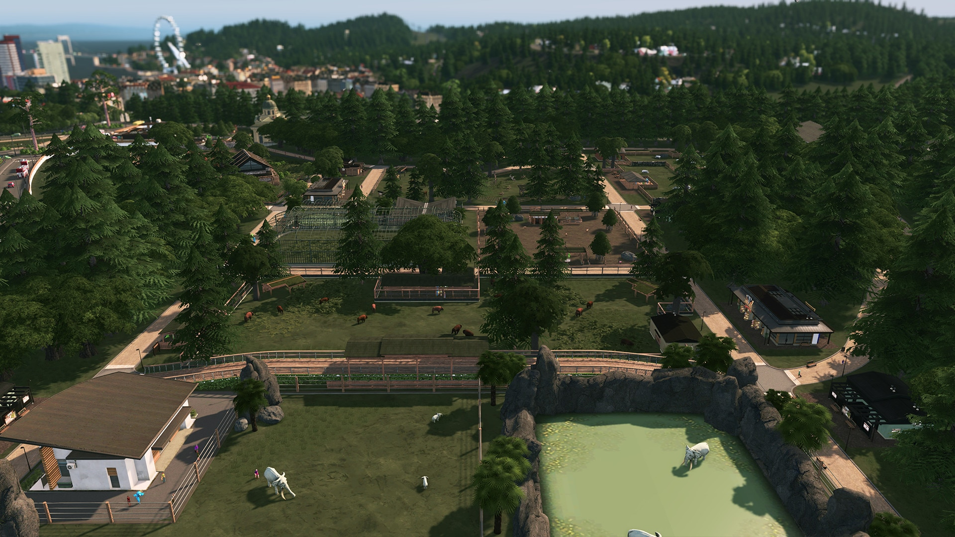Cities: Skylines - Parklife (PC) - Steam Key - GLOBAL - 4