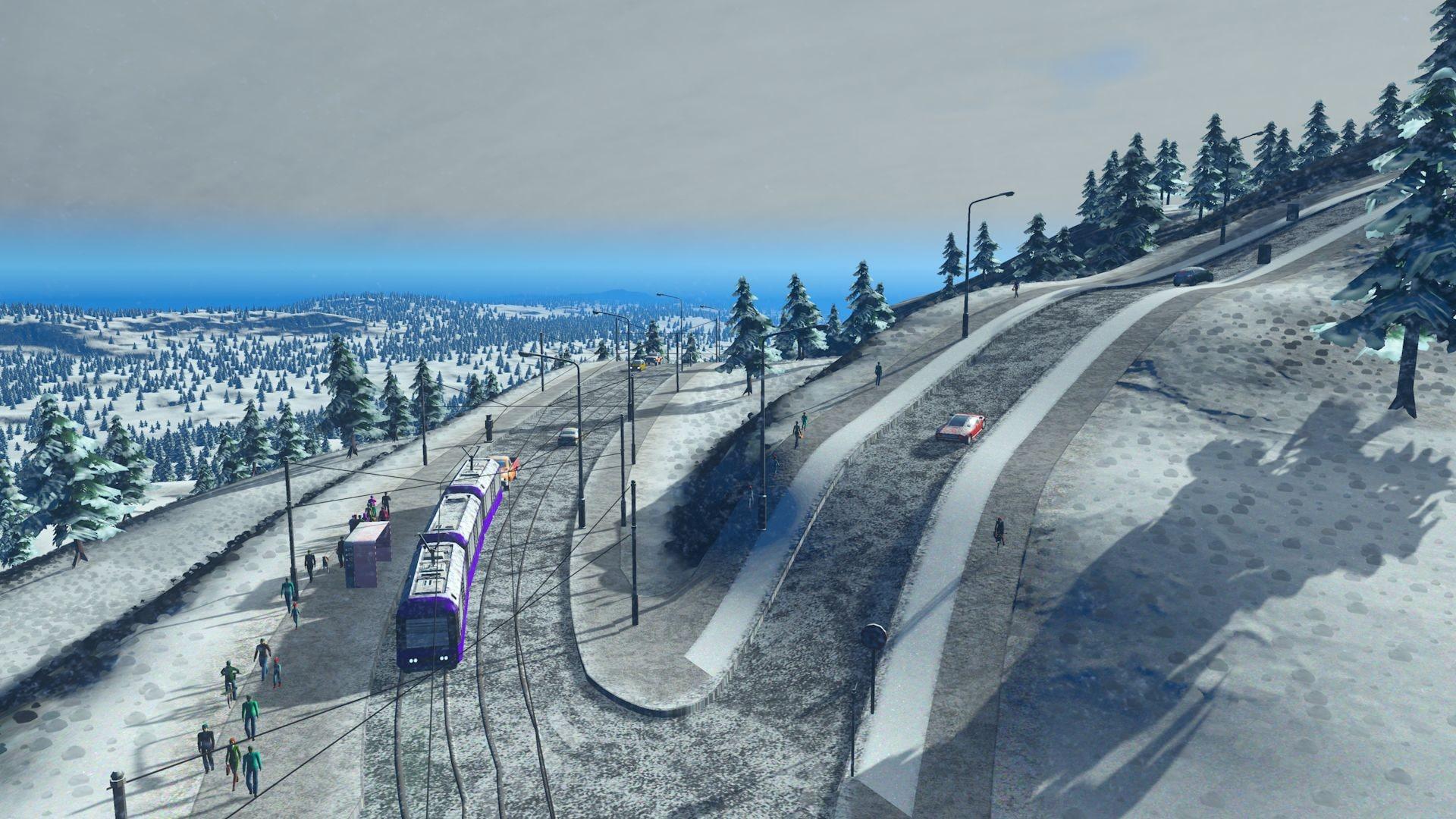 Cities: Skylines Snowfall (PC) - Steam Key - GLOBAL - 4