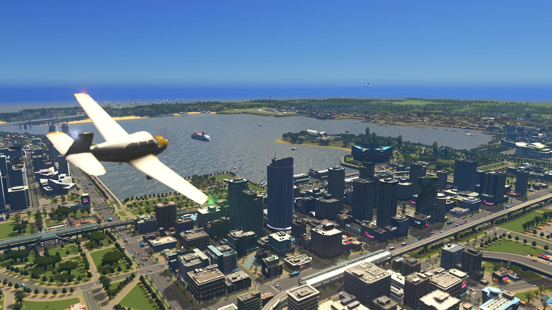 Cities: Skylines - Sunset Harbor (PC) - Steam Key - GLOBAL - 2