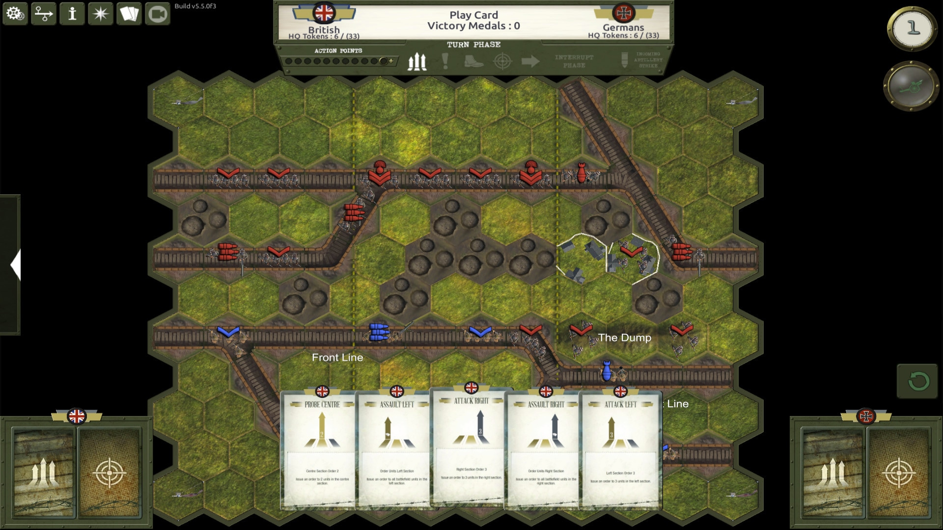 Commands & Colors: The Great War Steam Key GLOBAL - 4