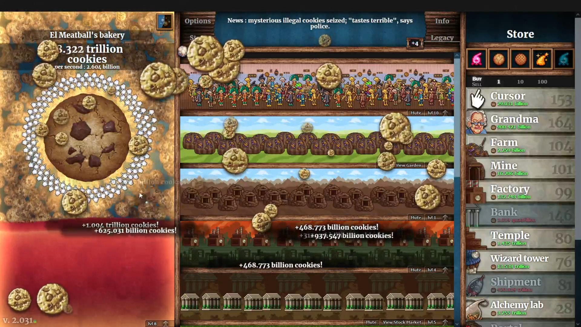 Cookie Clicker (PC) - Steam Gift - GLOBAL - 4