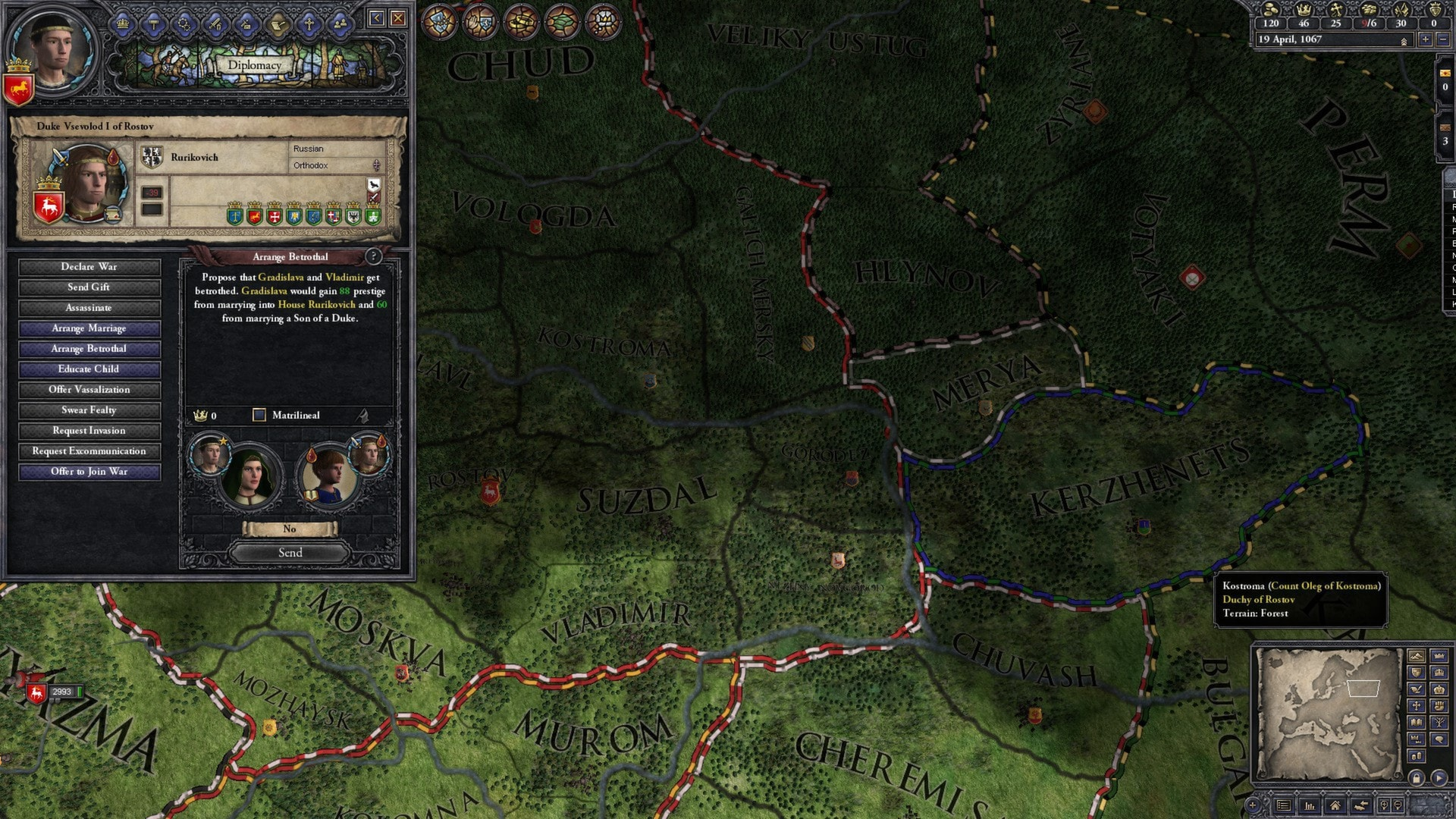 Crusader Kings II Collection (2014) Steam Key GLOBAL - 4