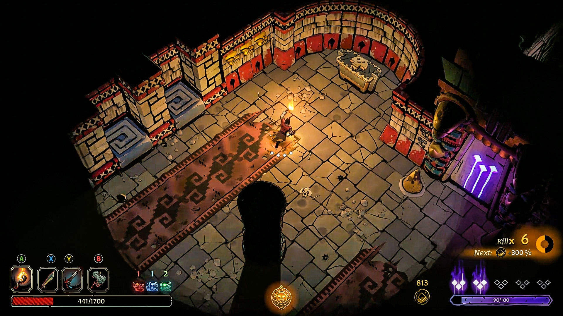 Curse of the Dead Gods - Steam - Key GLOBAL - 2