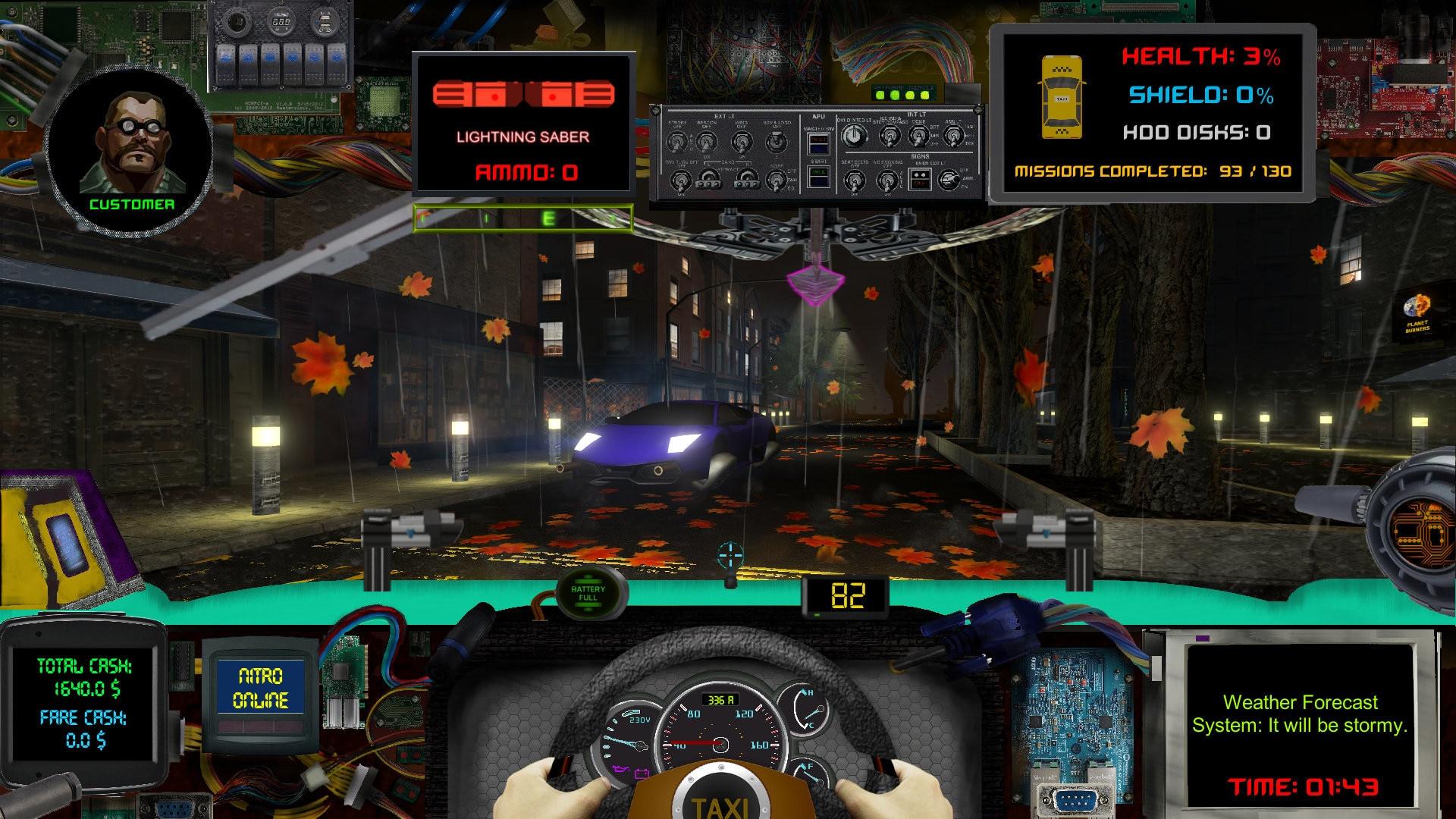 CyberTaxi (PC) - Steam Gift - JAPAN - 4