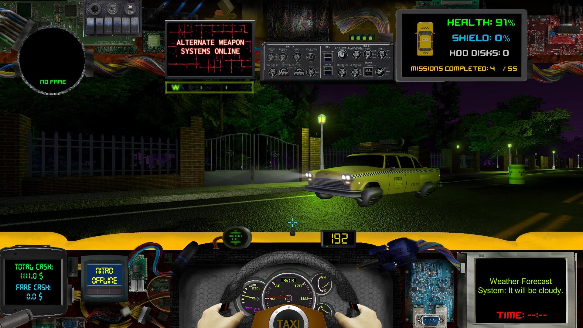 CyberTaxi (PC) - Steam Gift - NORTH AMERICA - 3