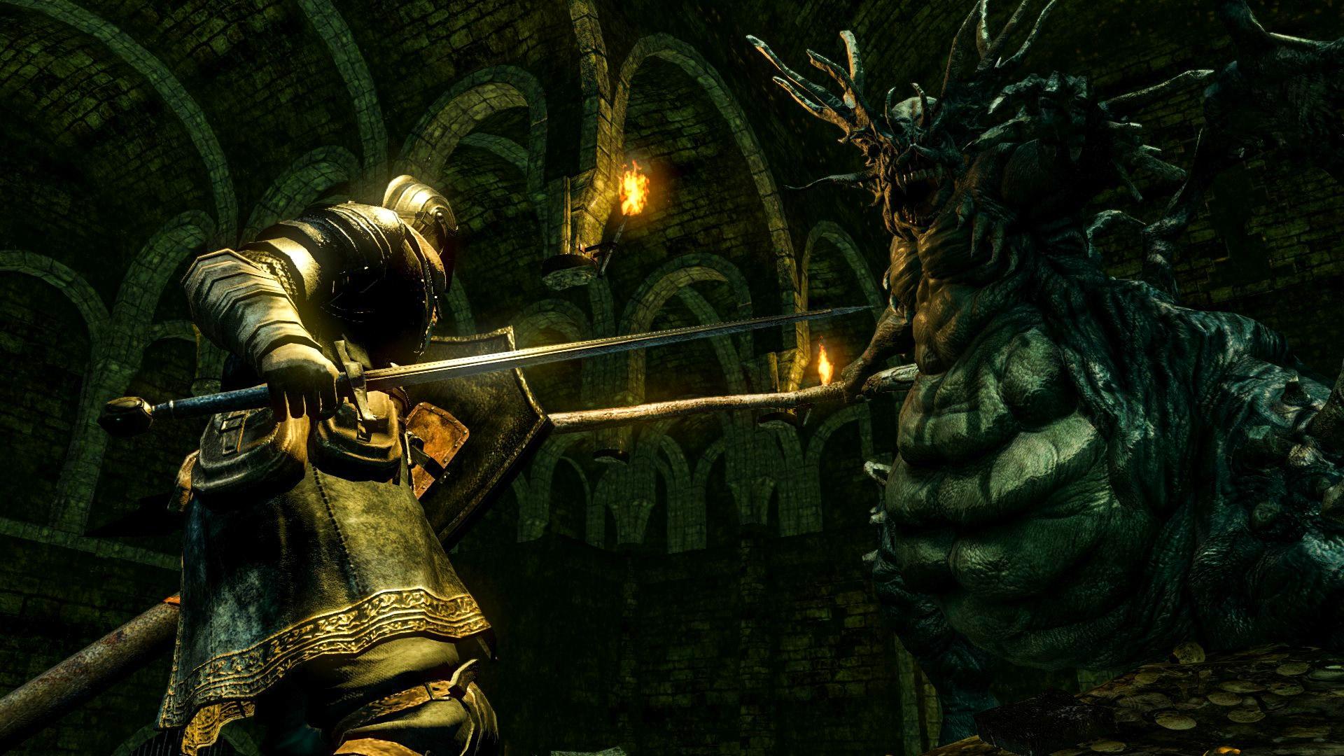Dark Souls: Remastered (PC) - Steam Key - GLOBAL - 3