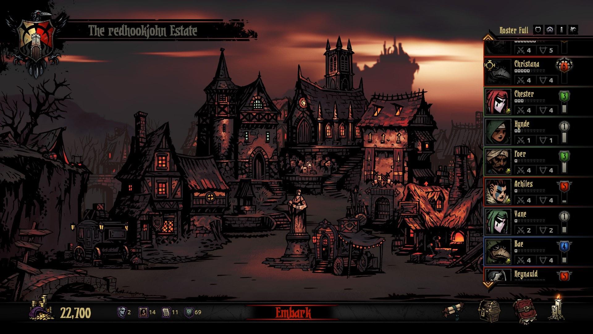 Darkest Dungeon Steam Key GLOBAL - 3