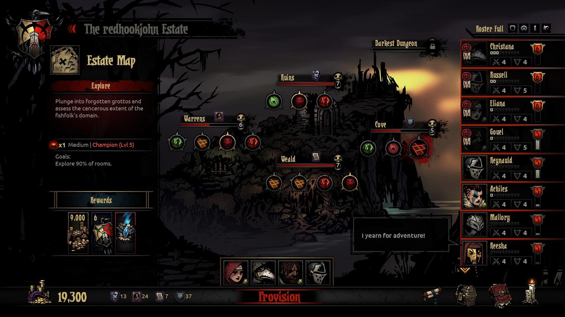 Darkest Dungeon Steam Key GLOBAL - 4