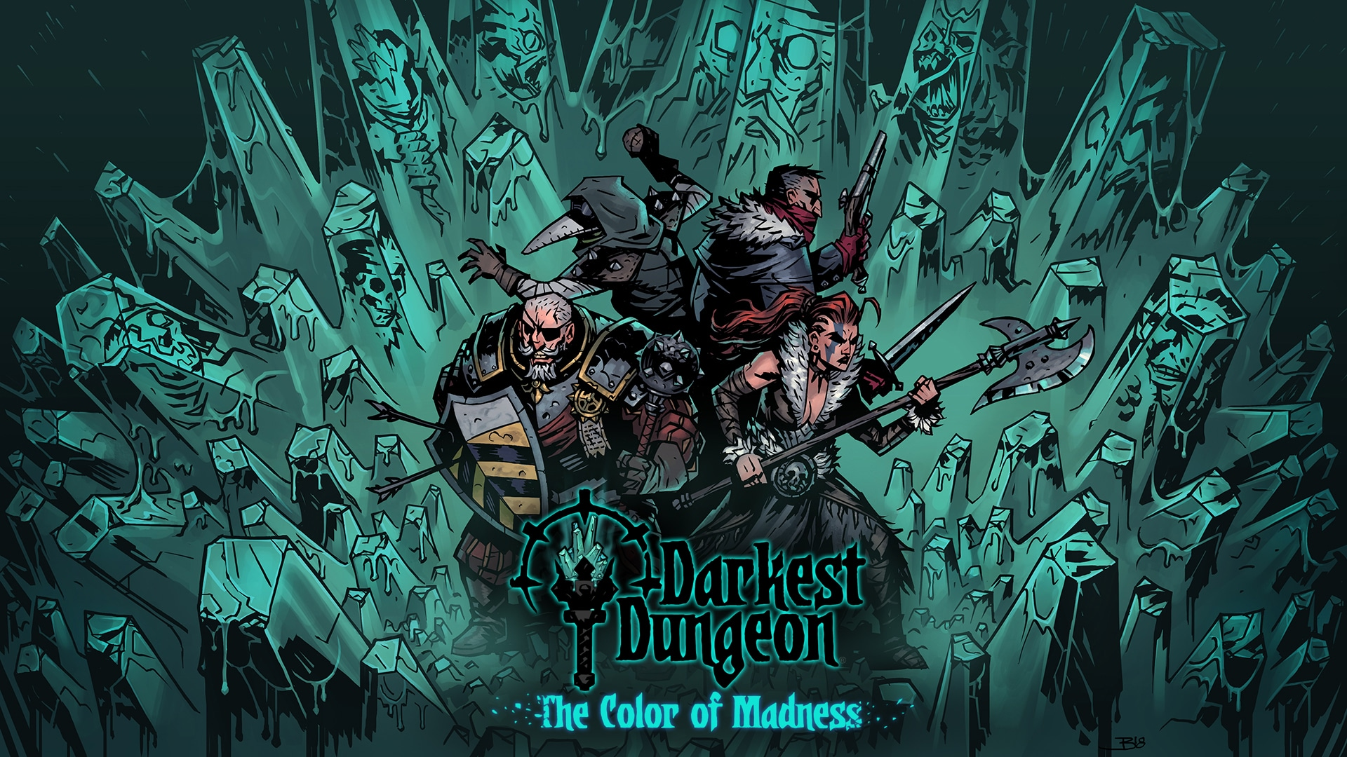 Darkest Dungeon: The Color Of Madness Steam Key GLOBAL - 4