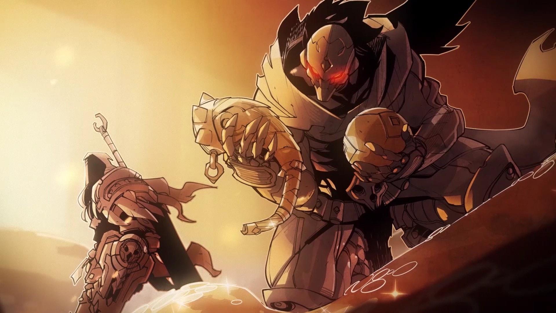 Darksiders Genesis - Steam - Key GLOBAL - 4