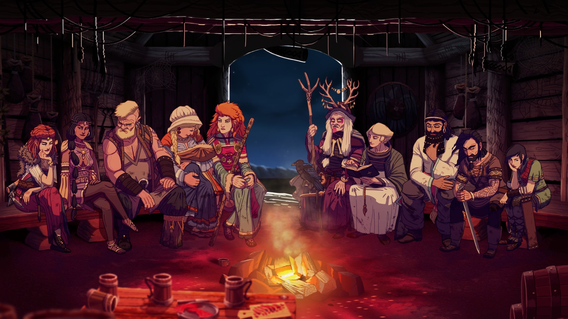 Dead In Vinland Steam Key GLOBAL - 4